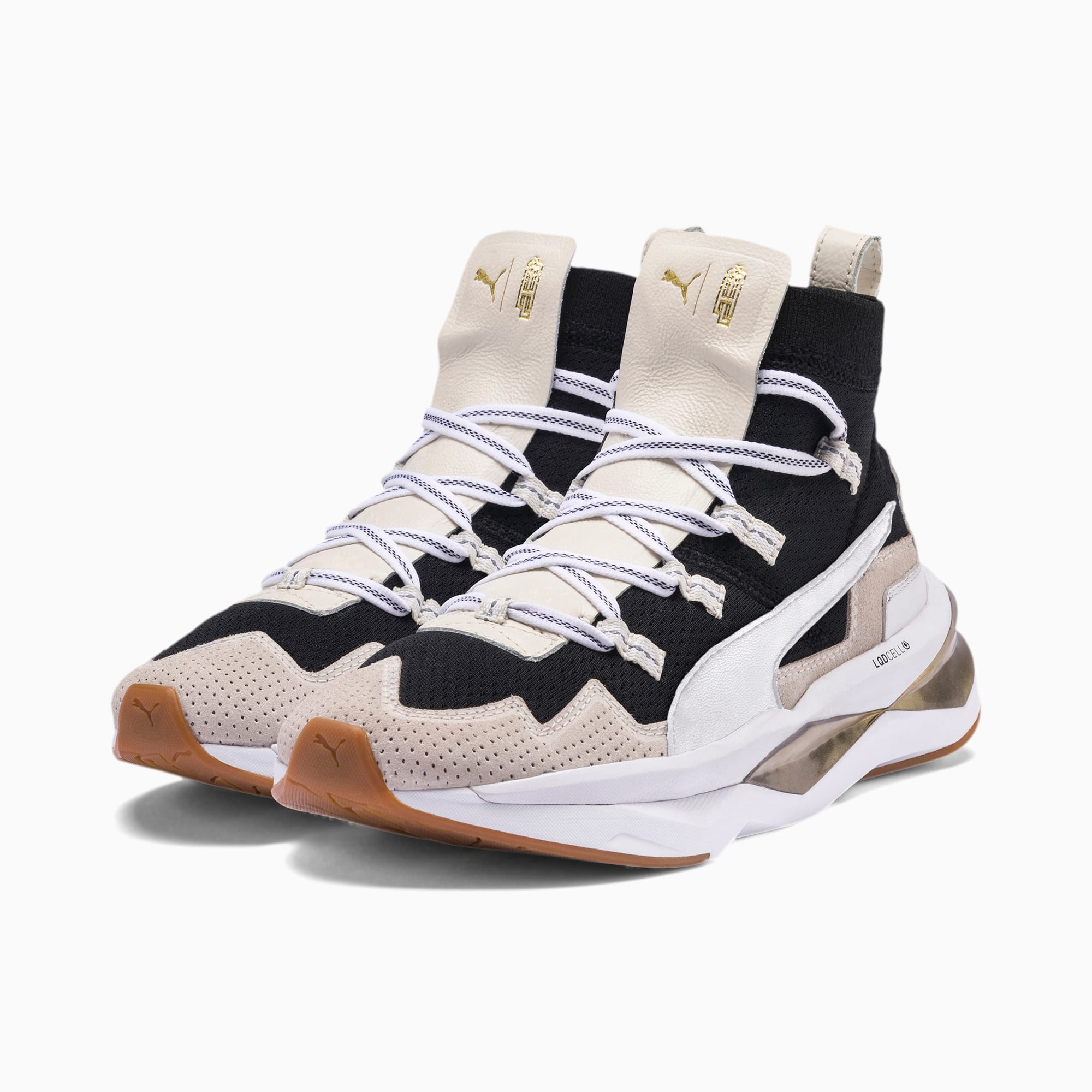 AL x PUMA LQDCELL Shatter XT Leather Women's Training Shoes
