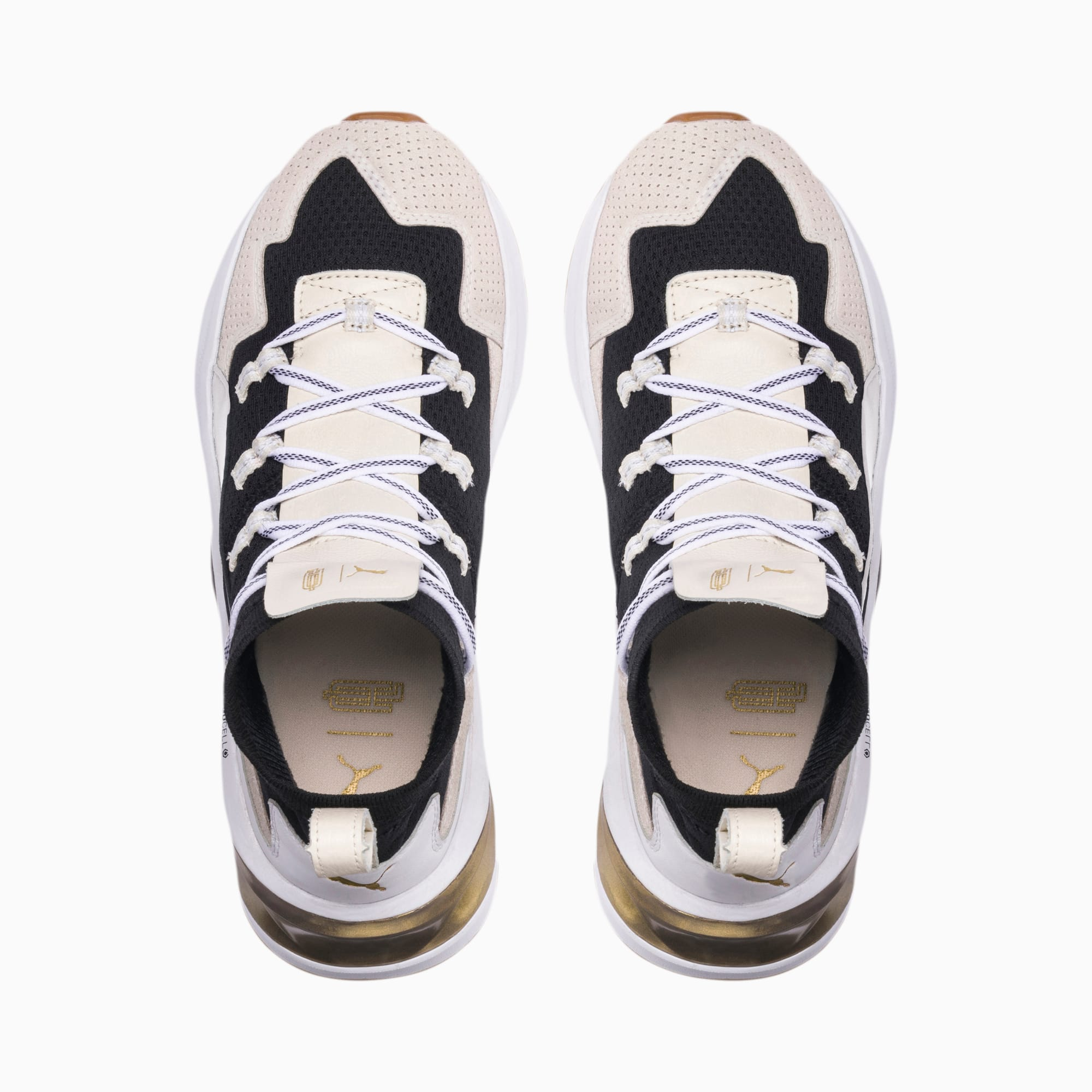AL x PUMA LQDCELL Shatter XT Leather Womens Training Shoes