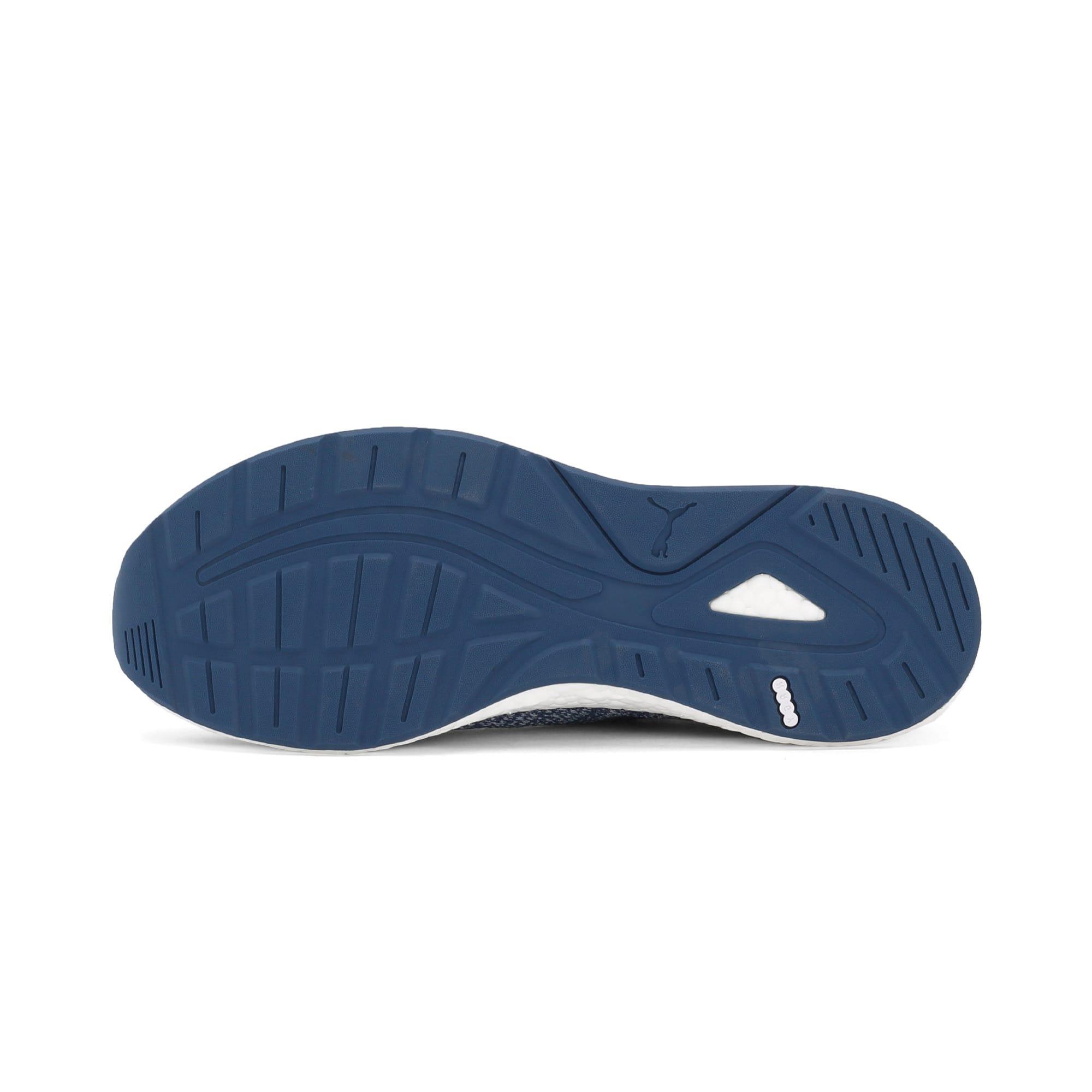 Thumbnail 4 of NRGY Neko Slip-On one8 Unisex Running Shoes, Dark Denim-Puma White, medium-IND