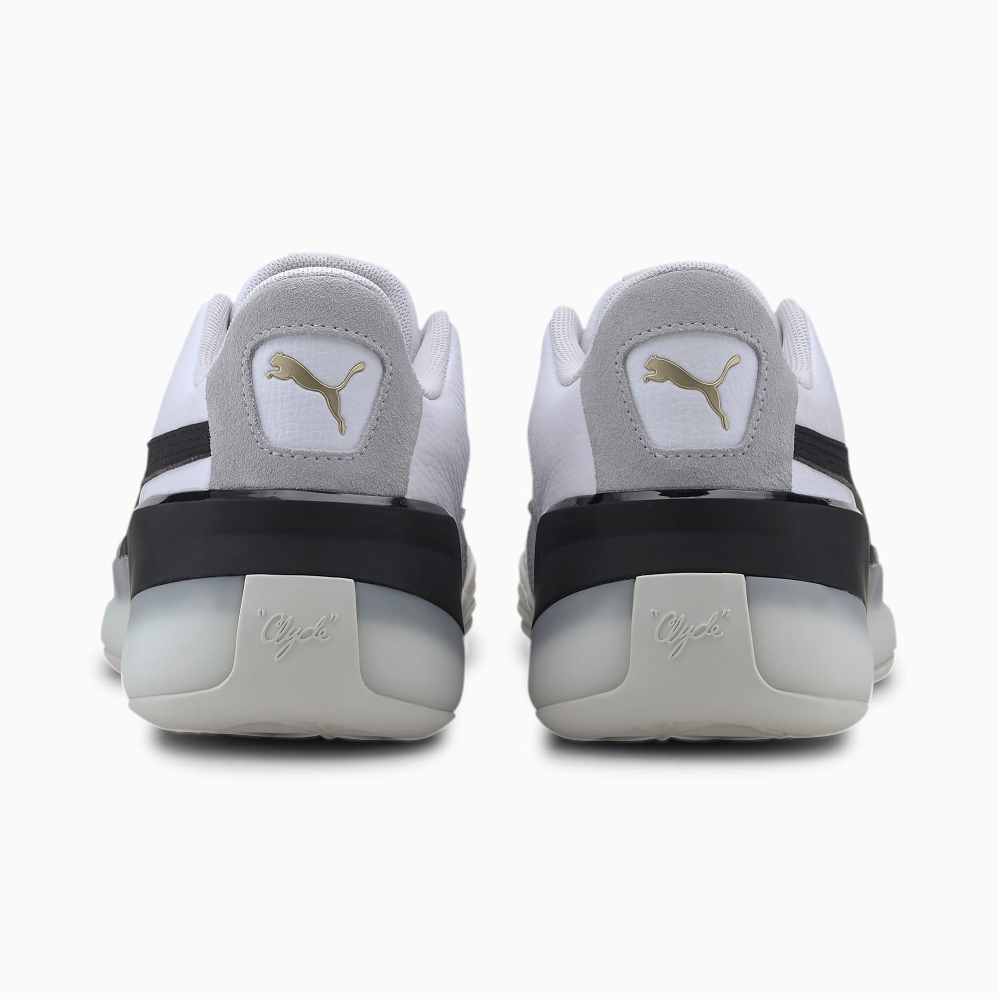 Salida hacia taburete el fin  Clyde Hardwood Basketball Shoes | PUMA US