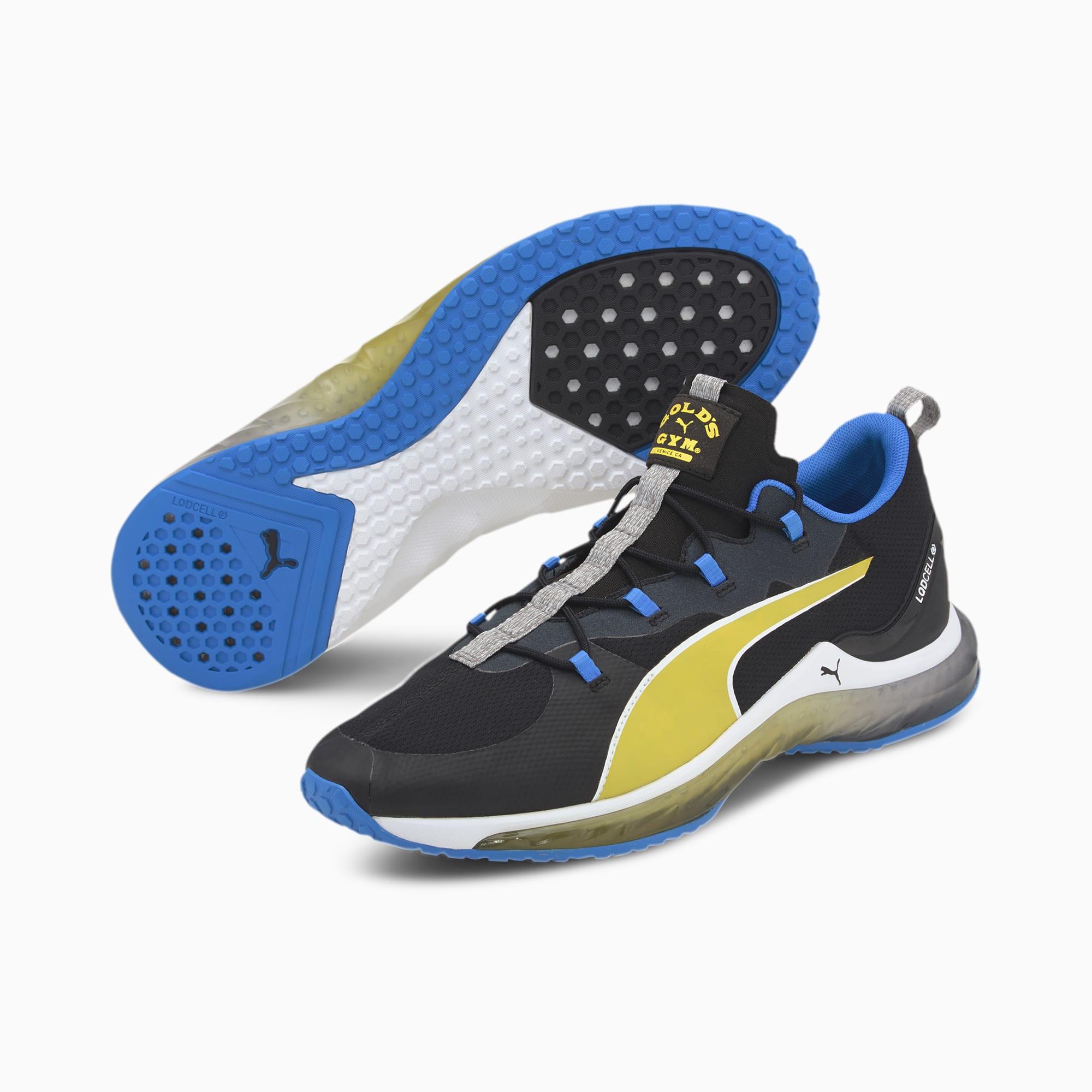 Chaussure pour l'entraînement PUMA x GOLD'S GYM LQDCELL Hydra pour homme