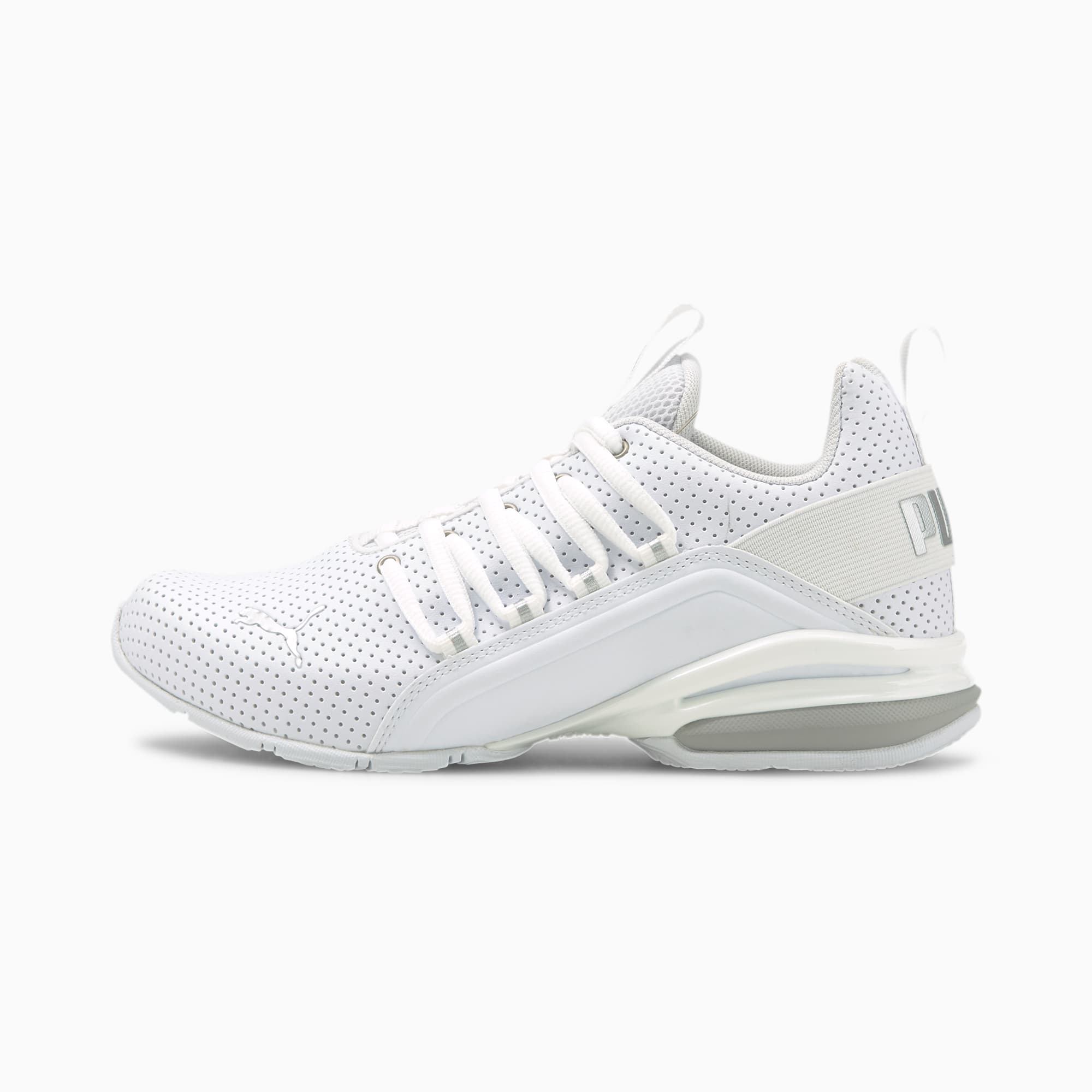 PUMA Axelion M Perf Metallic Training Shoes JR   45% off & Cash Back