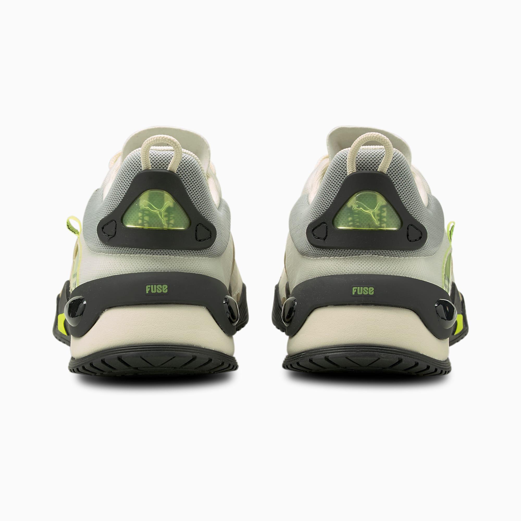 PUMA x FIRST MILE FUSE Men's Training Shoes, Eggnog, extralarge