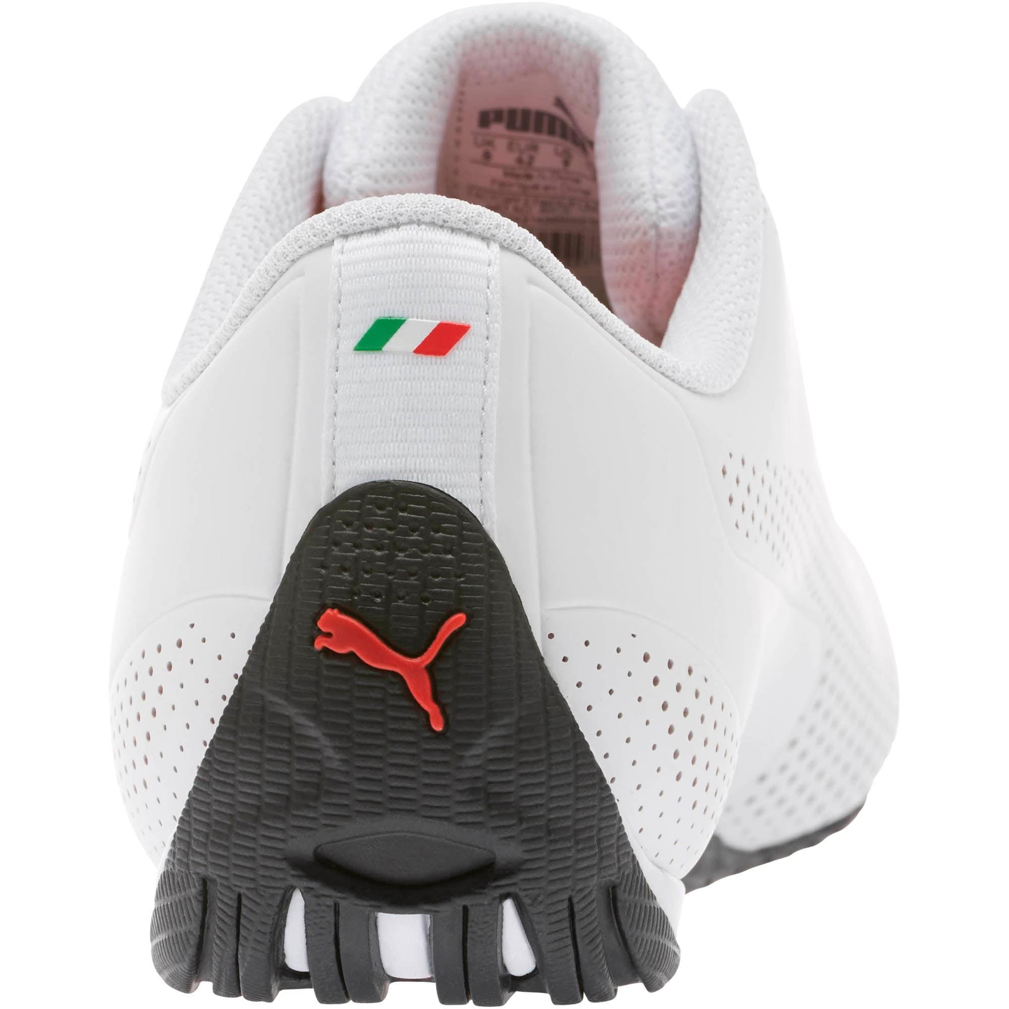 Miniatura 4 de Zapatos Scuderia Ferrari Drift Cat 5 Ultra, Puma White-Rosso Corsa-Black, mediano