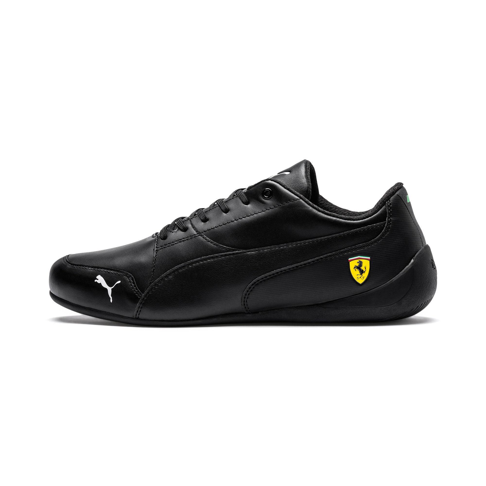 Thumbnail 1 of Ferrari Drift Cat 7 Trainers, Puma Black-Puma Black, medium-IND