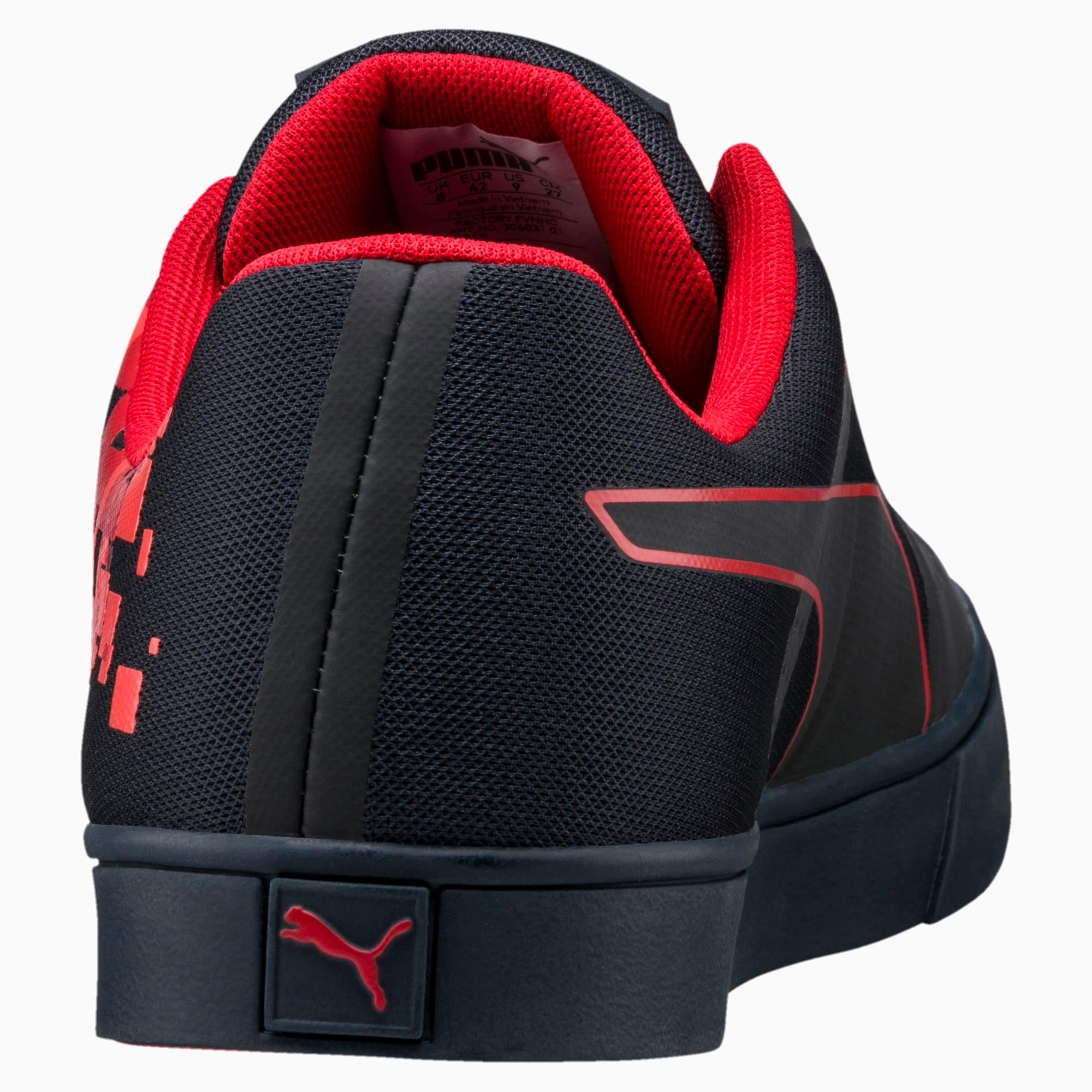 PUMA Men's Red Bull Racing Wings Vulc Sneaker