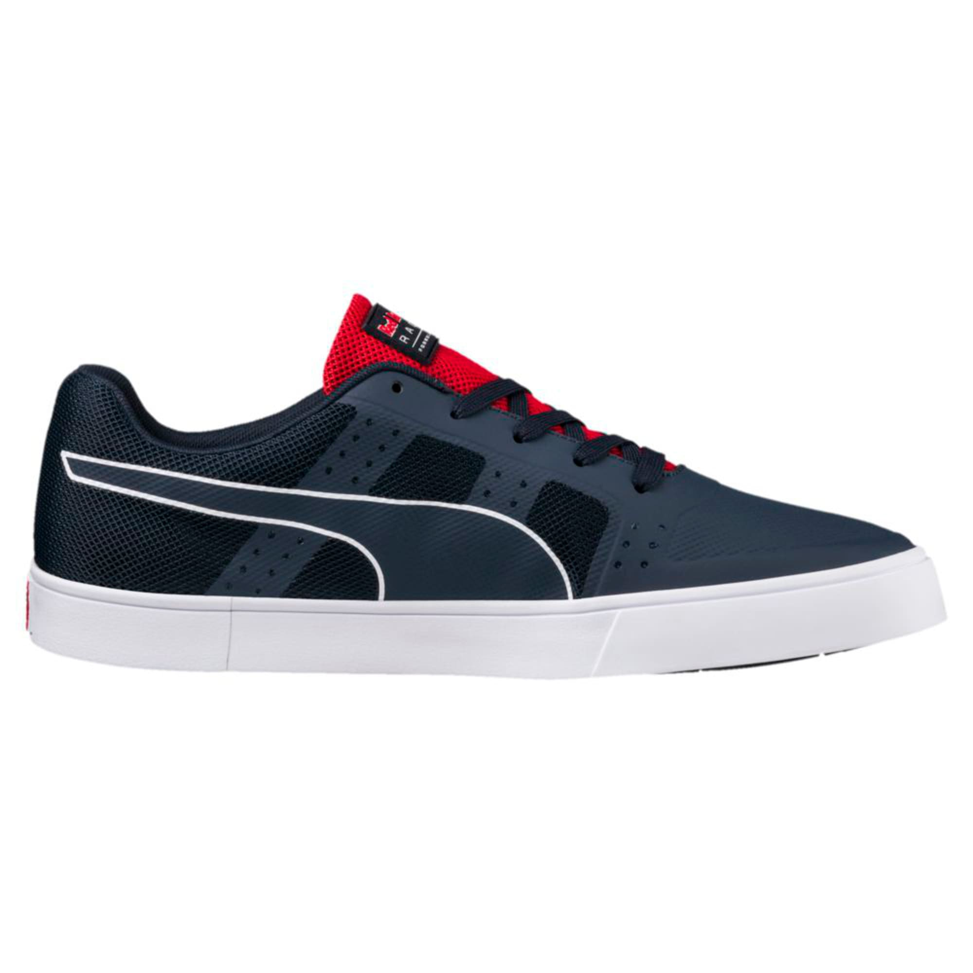 Thumbnail 2 of Red Bull Racing Wings Vulc Trainers, Ttl Eclipse-Wihte-Chns Red, medium-IND