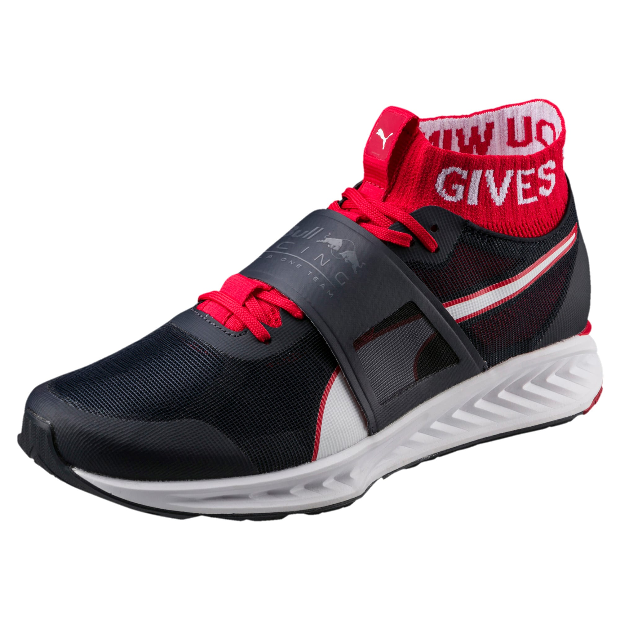 Thumbnail 1 of Red Bull Racing Mechs Ignite V3 Men's Training Shoes, NIGHT SKY-White-Chinese Red, medium-IND