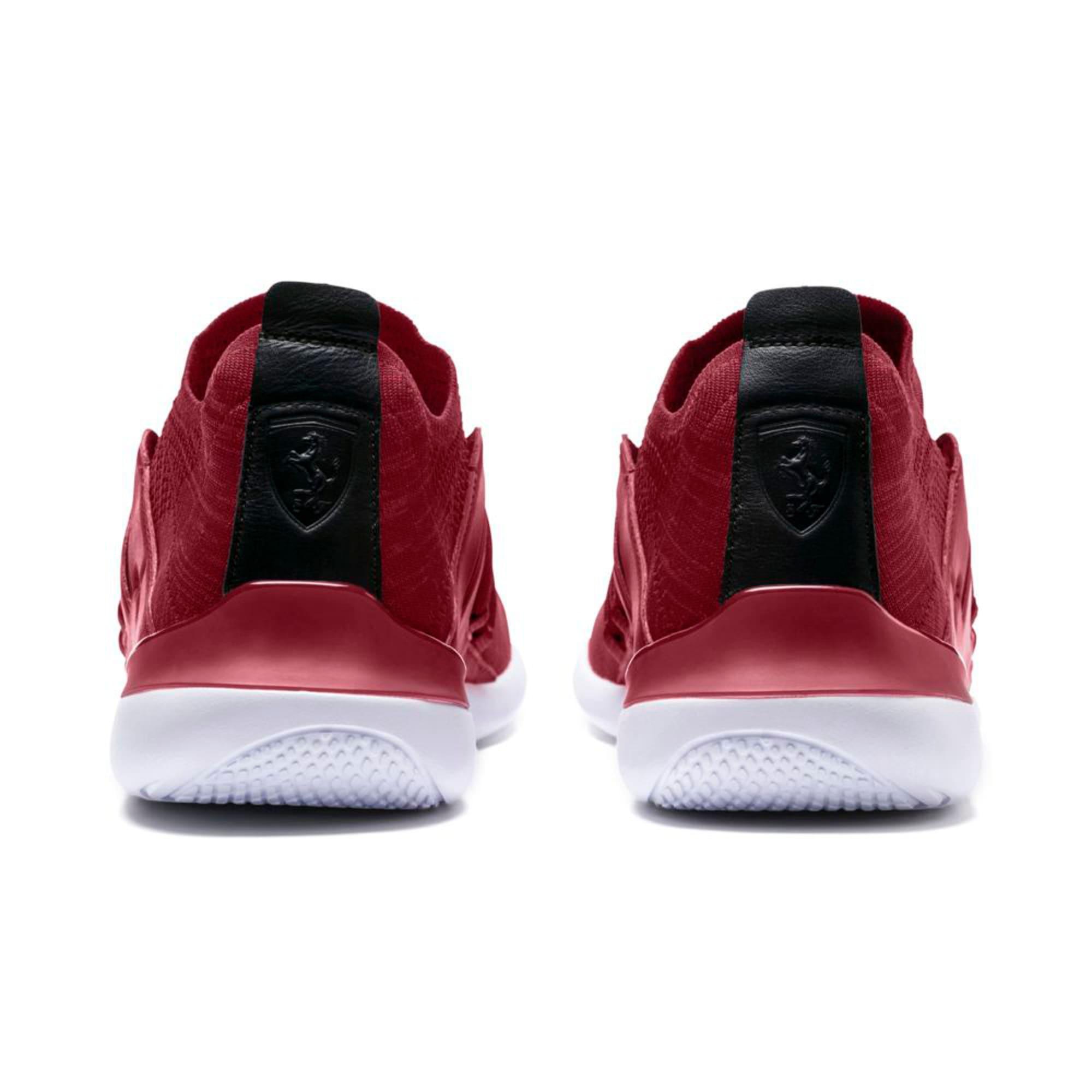 Thumbnail 2 of Ferrari Evo Cat Lace Lifestyle Shoes, Pomegranate-Bossa Nova-Wht, medium-IND