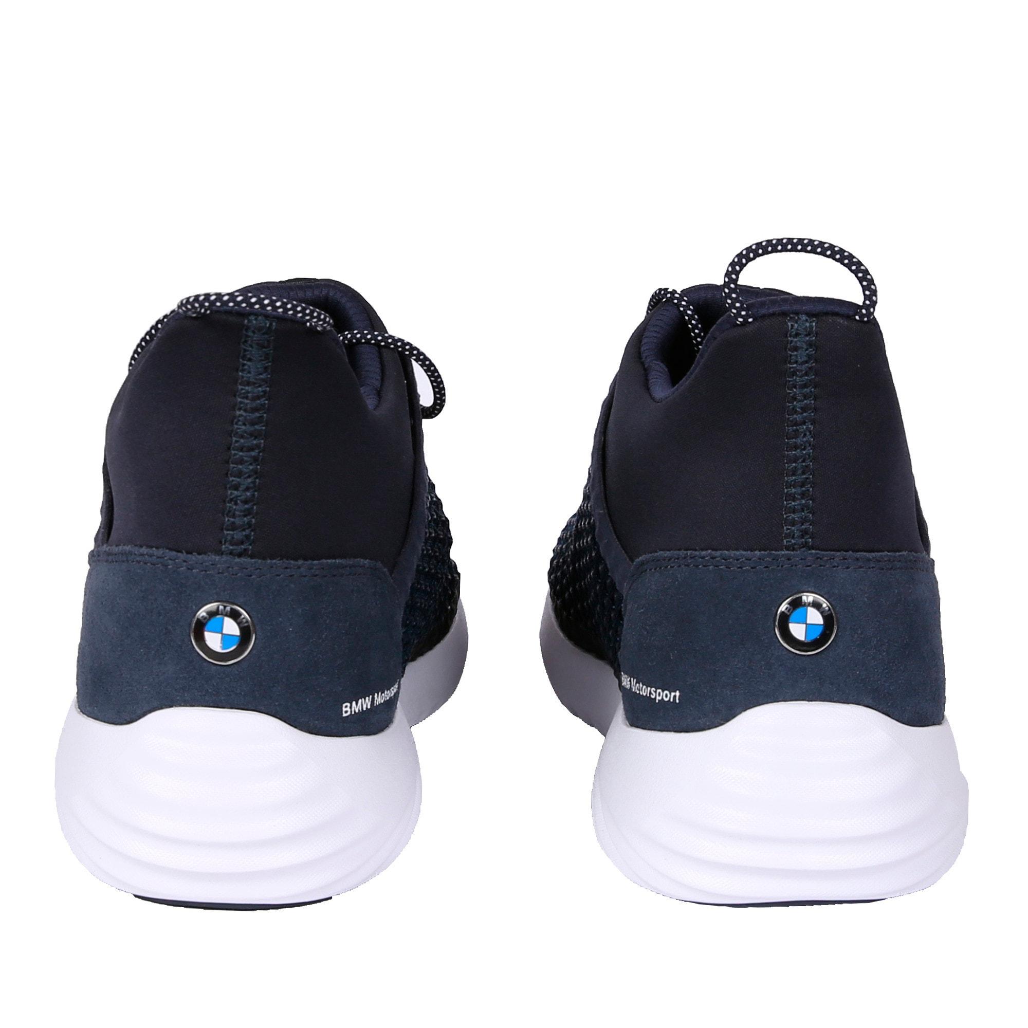 Thumbnail 3 of BMW Motorsport Speed Cat netFIT Blue Trainers, Team Blue-Team Blue-Puma Wht, medium-IND