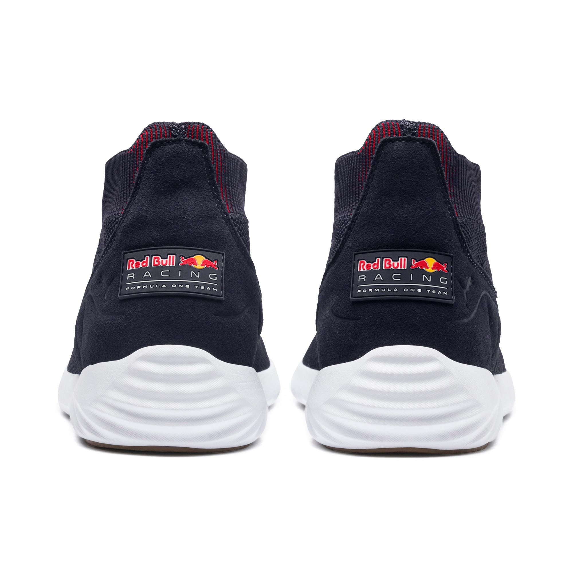 Thumbnail 2 of Red Bull Racing SpeedCat Wings Trainers, NIGHT SKY-Chinese Red-Wht, medium-IND