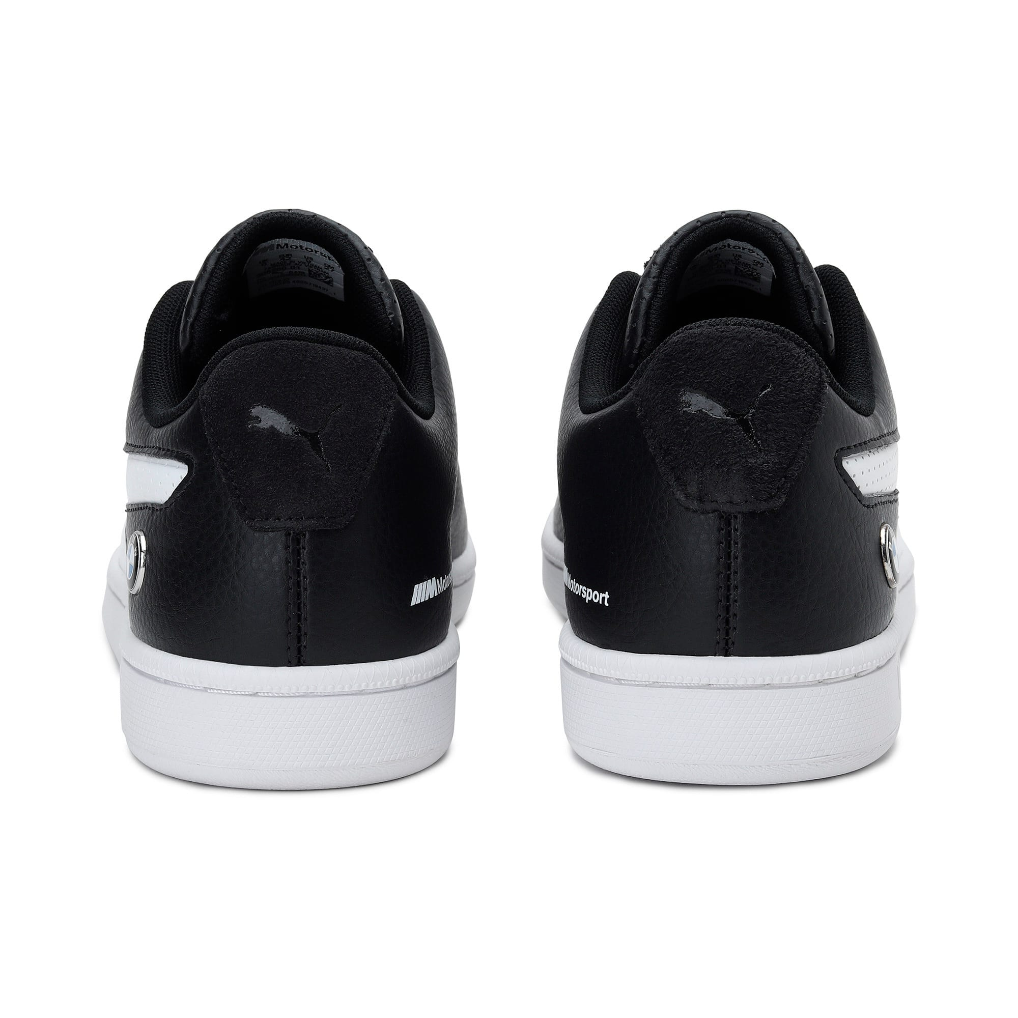 Thumbnail 5 of BMW M Motorsport Court Perf Trainers, Anthracite-Puma White, medium-IND