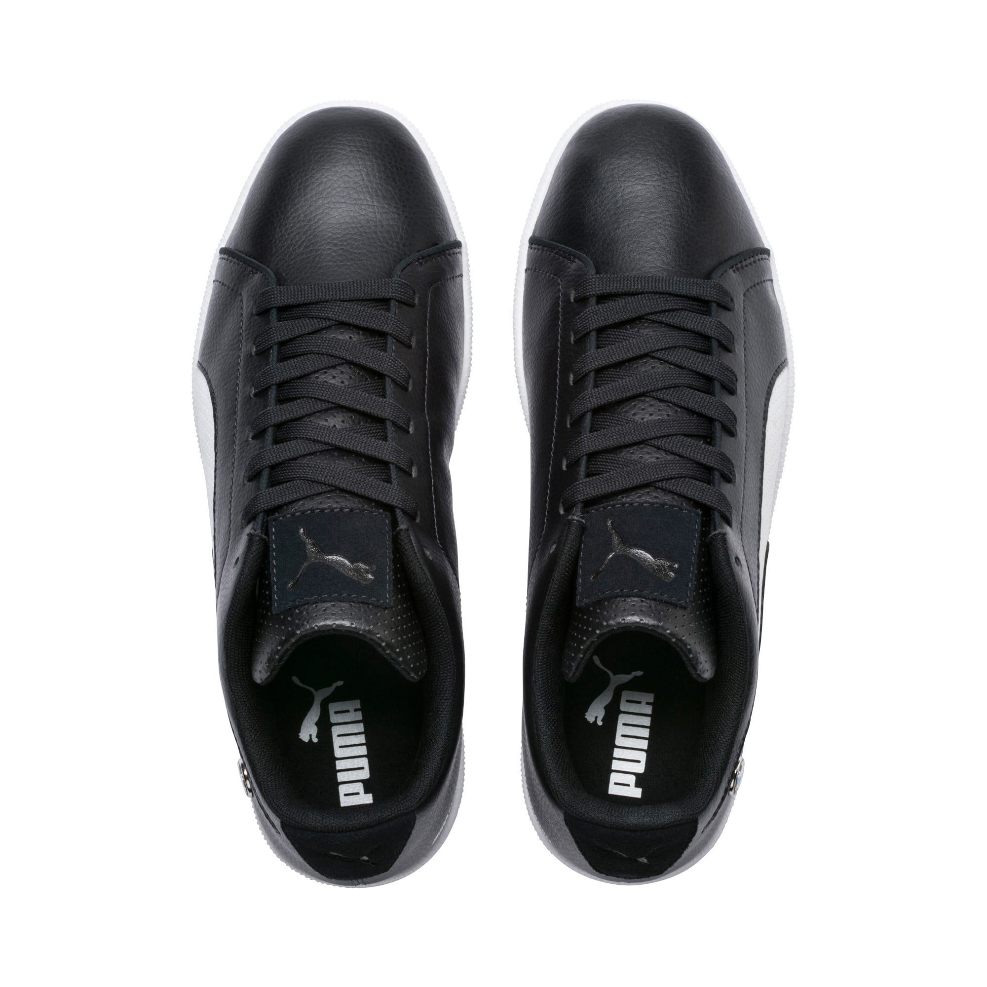 Thumbnail 4 of BMW M Motorsport Court Perf Trainers, Anthracite-Puma White, medium-IND
