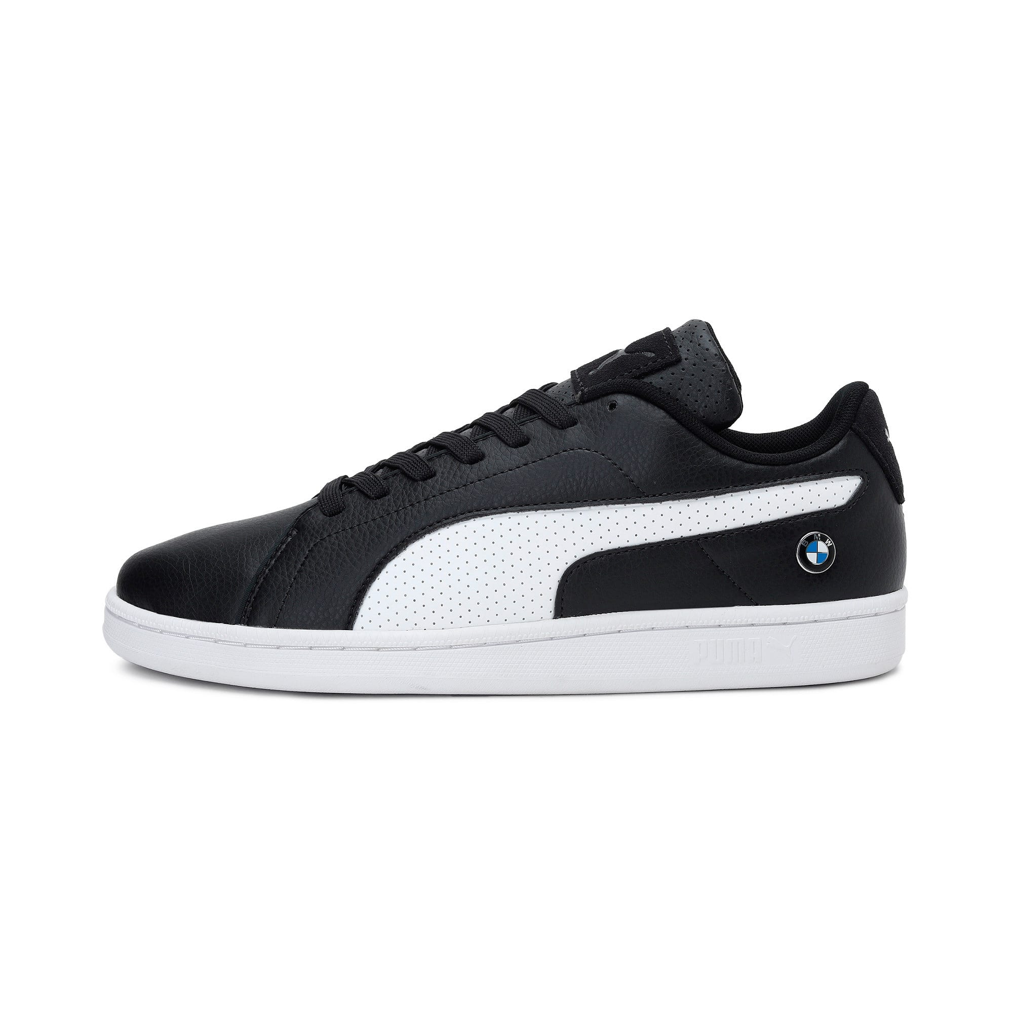 Thumbnail 1 of BMW M Motorsport Court Perf Trainers, Anthracite-Puma White, medium-IND