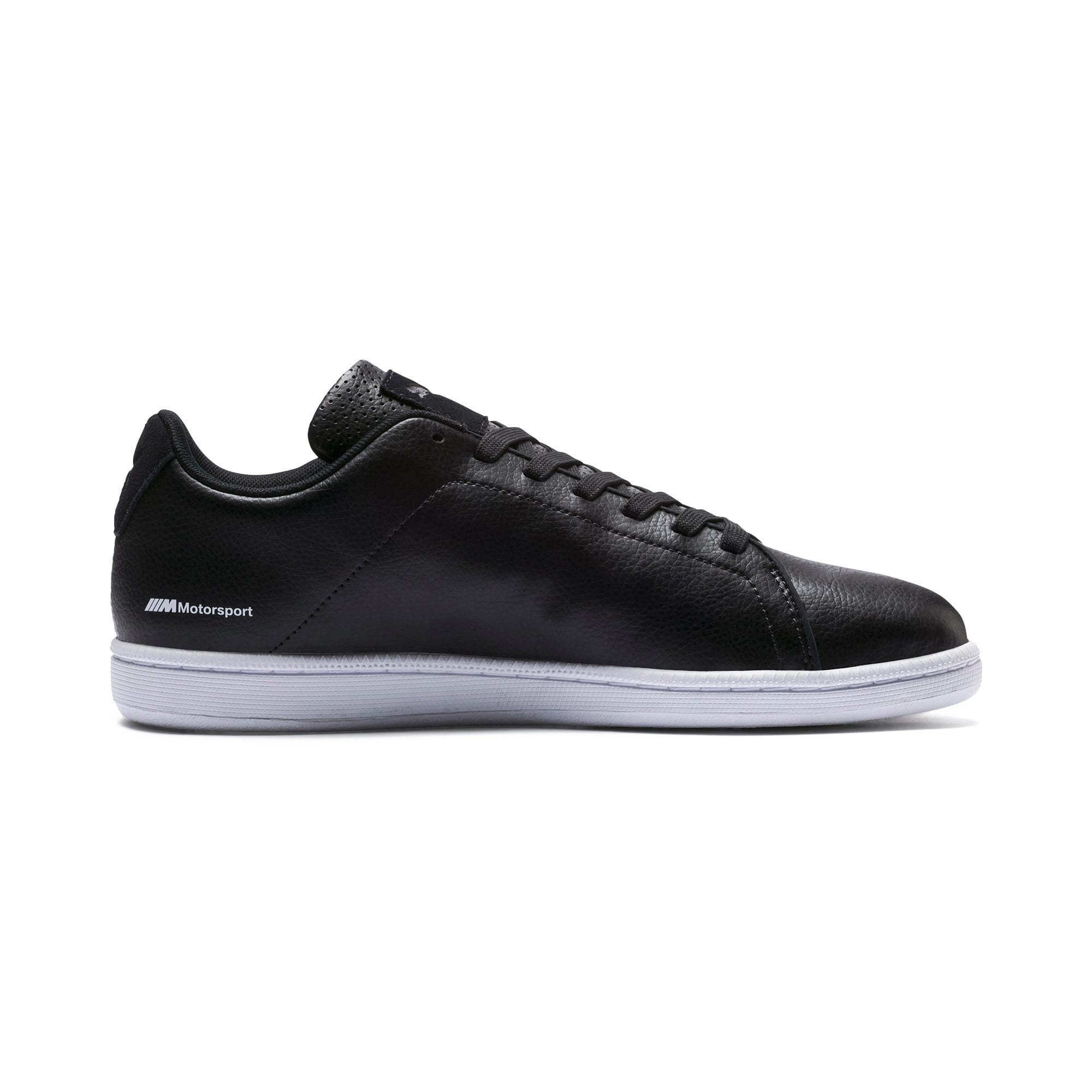 Thumbnail 3 of BMW M Motorsport Court Perf Trainers, Anthracite-Puma White, medium-IND
