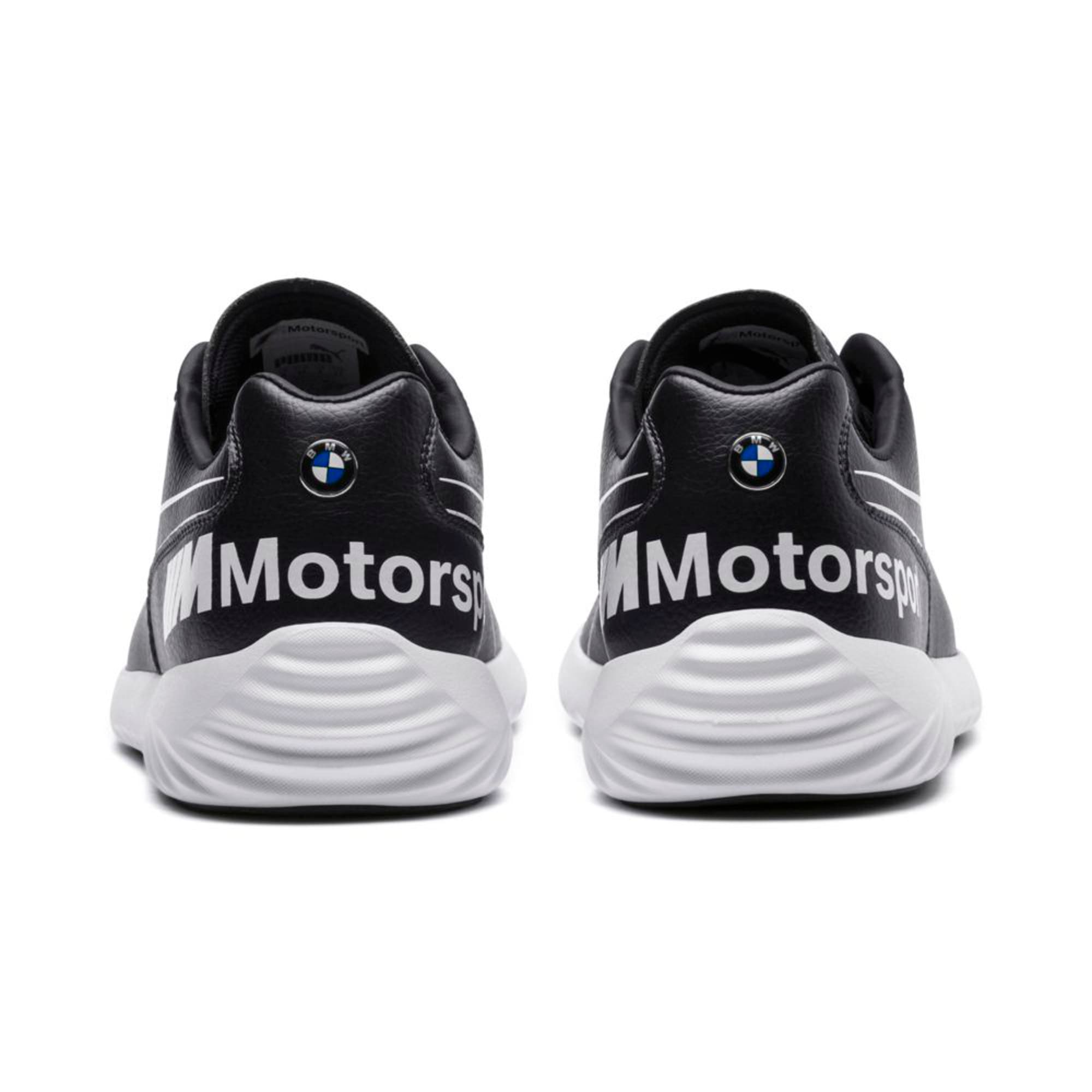 Thumbnail 4 of BMW M Motorsport SpeedCat Evo Synth Trainers, Anthracite-Puma White, medium-IND