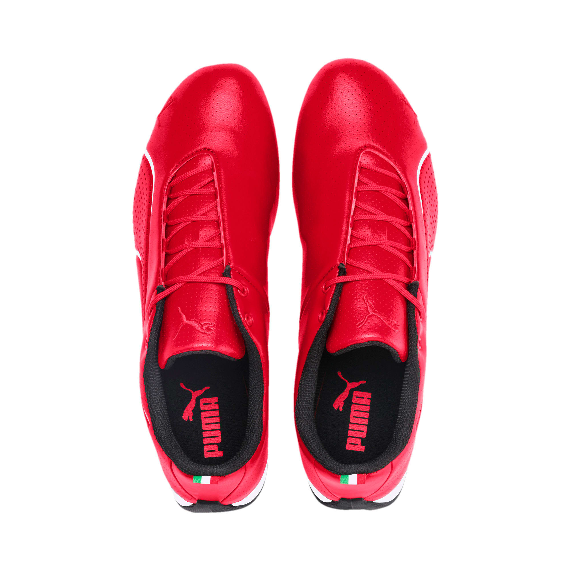 Thumbnail 6 of Scuderia Ferrari Future Cat Ultra Shoes, Rosso Corsa-Puma White, medium