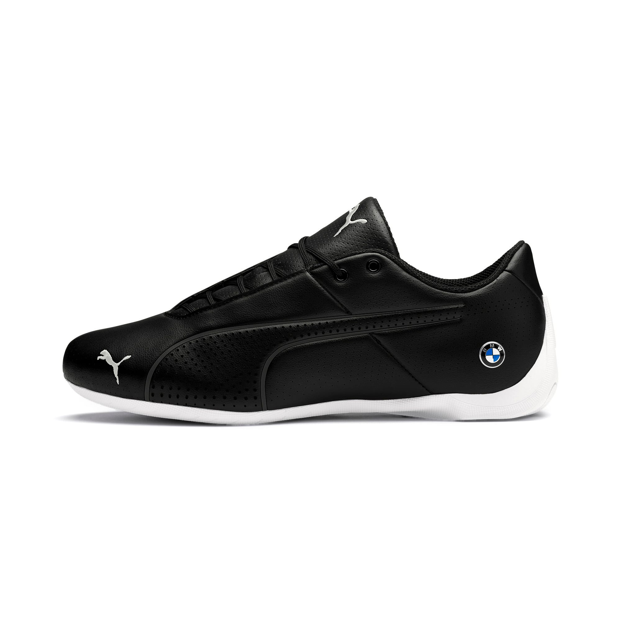 Thumbnail 1 of BMW Motorsport Future Cat Ultra Trainers, Black-White-Gray Violet, medium