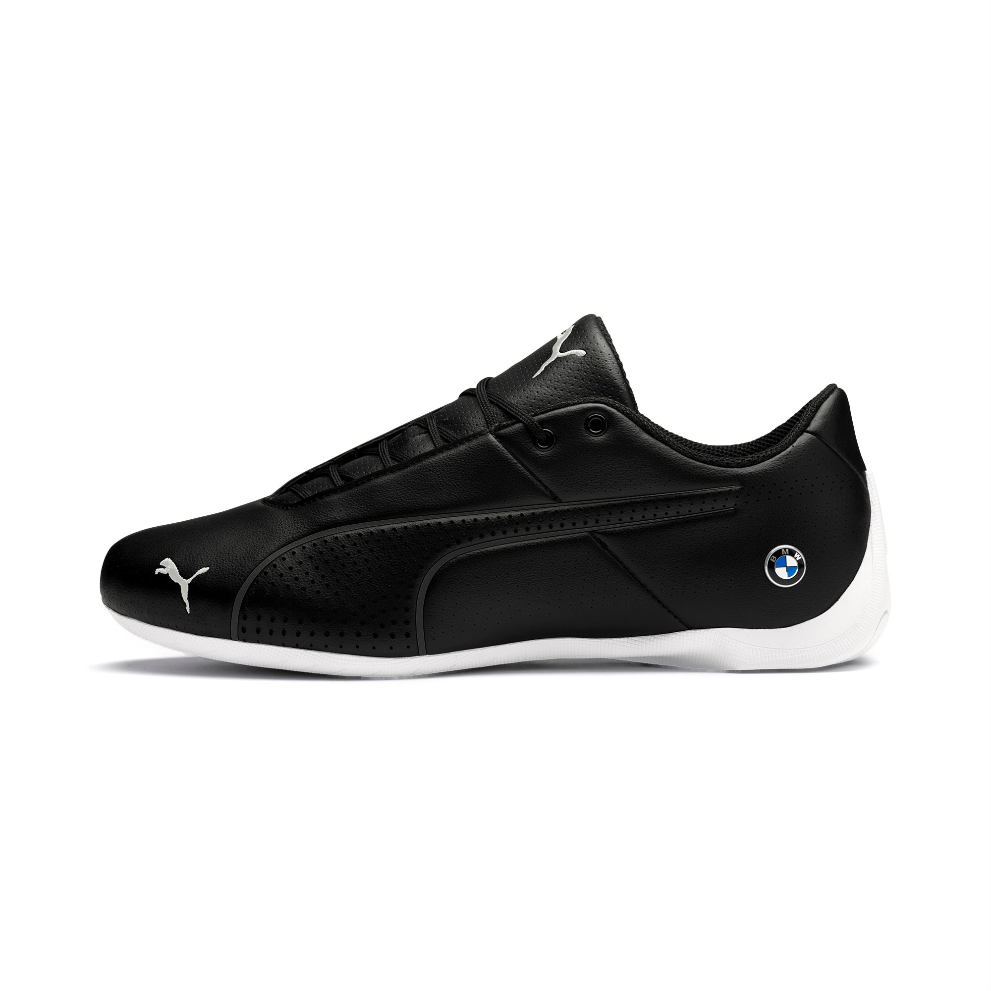 BMW Motorsport Future Cat Ultra Trainers, Black-White-Gray Violet, large-SEA