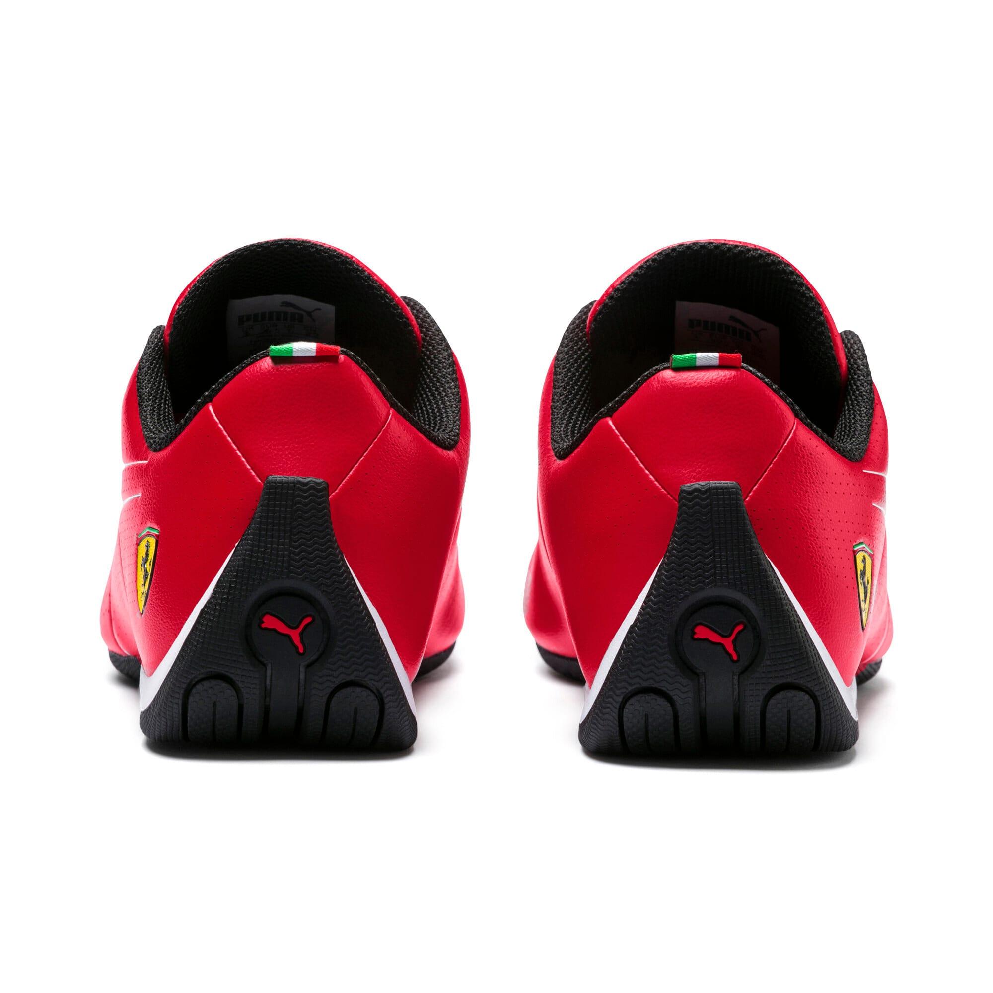 Thumbnail 3 of Scuderia Ferrari Future Cat Ultra Shoes JR, Rosso Corsa-Puma White, medium