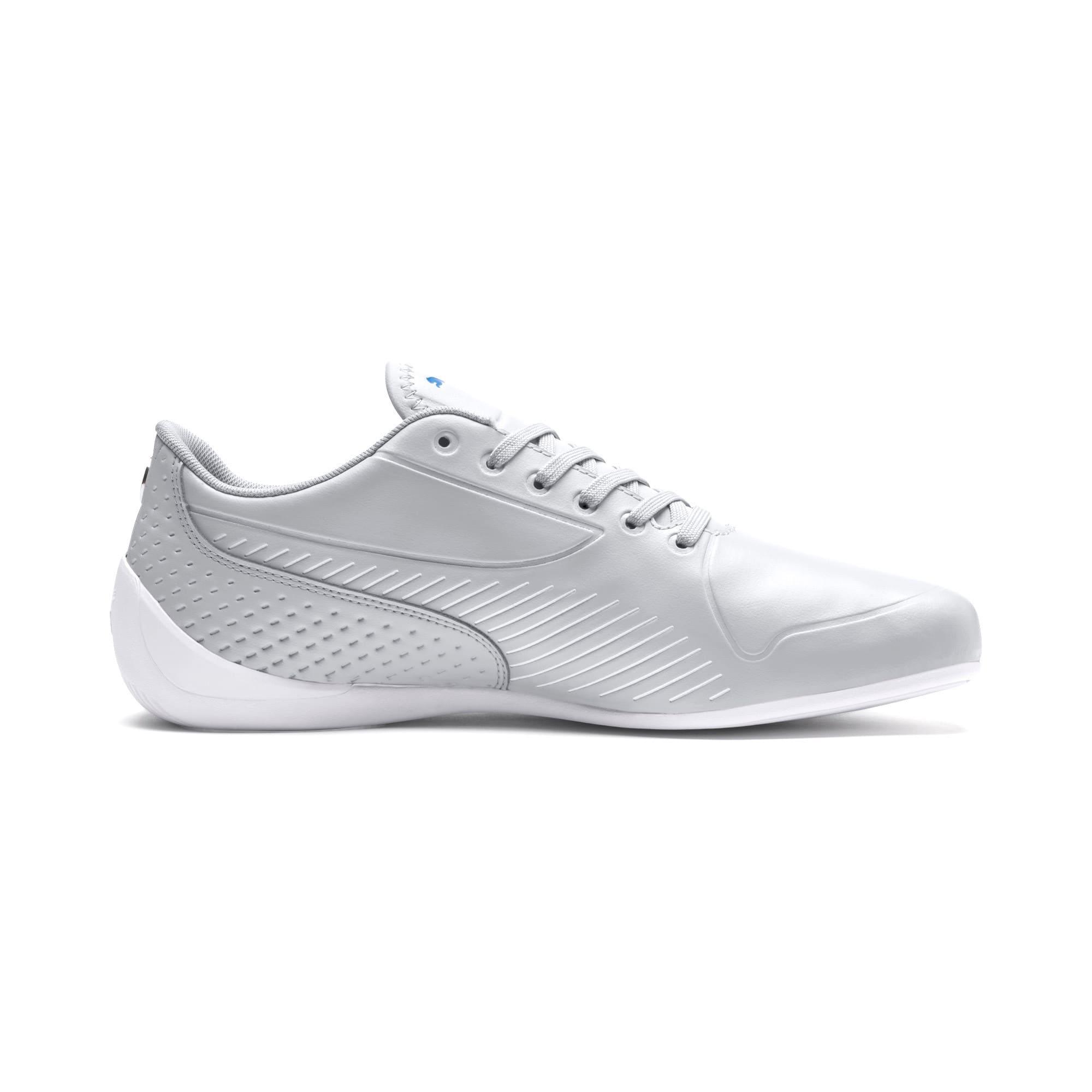 Thumbnail 5 of Mercedes AMG Petronas Drift Cat 7S Ultra Men's Shoes, Mercedes Team Silver-White, medium