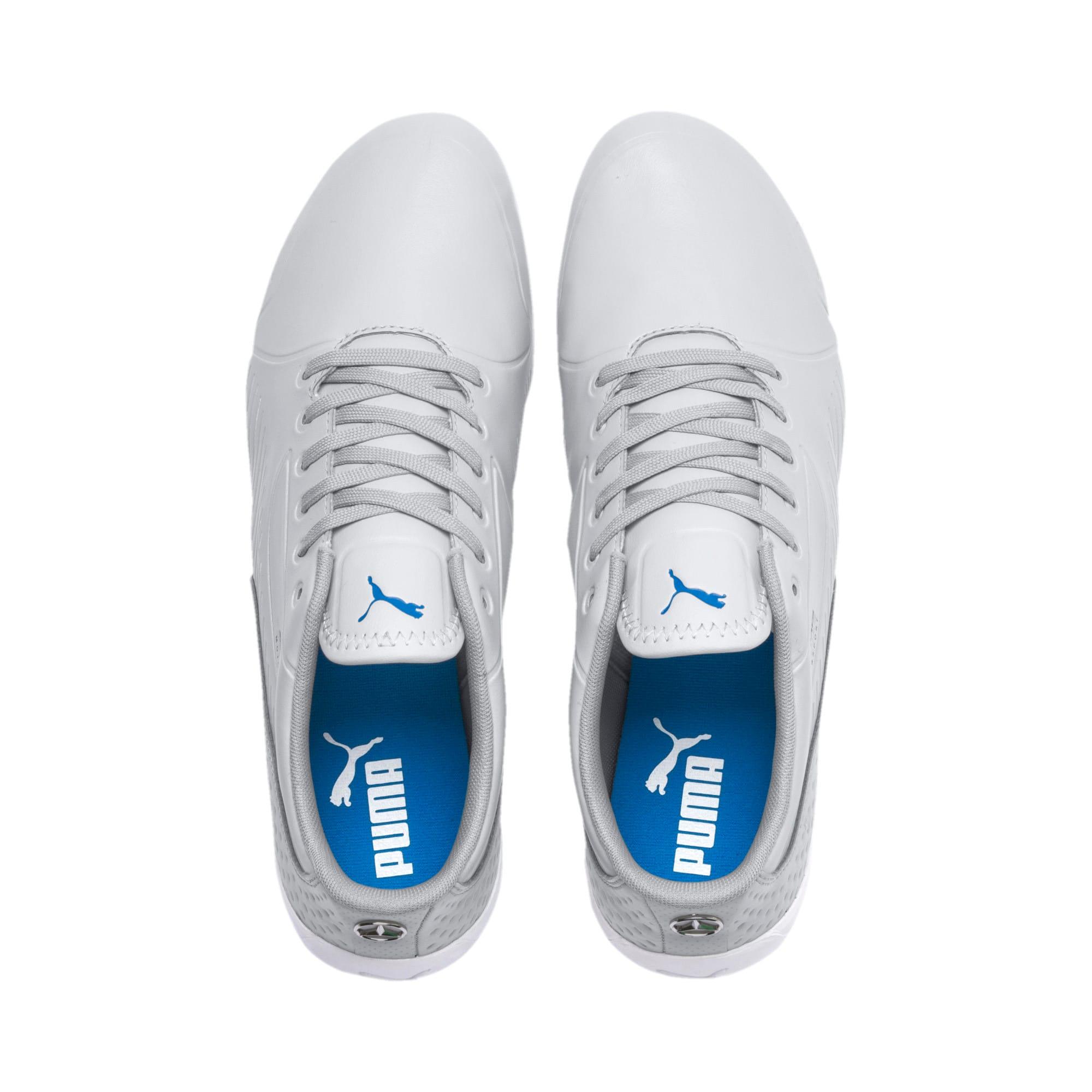Thumbnail 6 of Mercedes AMG Petronas Drift Cat 7S Ultra Men's Shoes, Mercedes Team Silver-White, medium