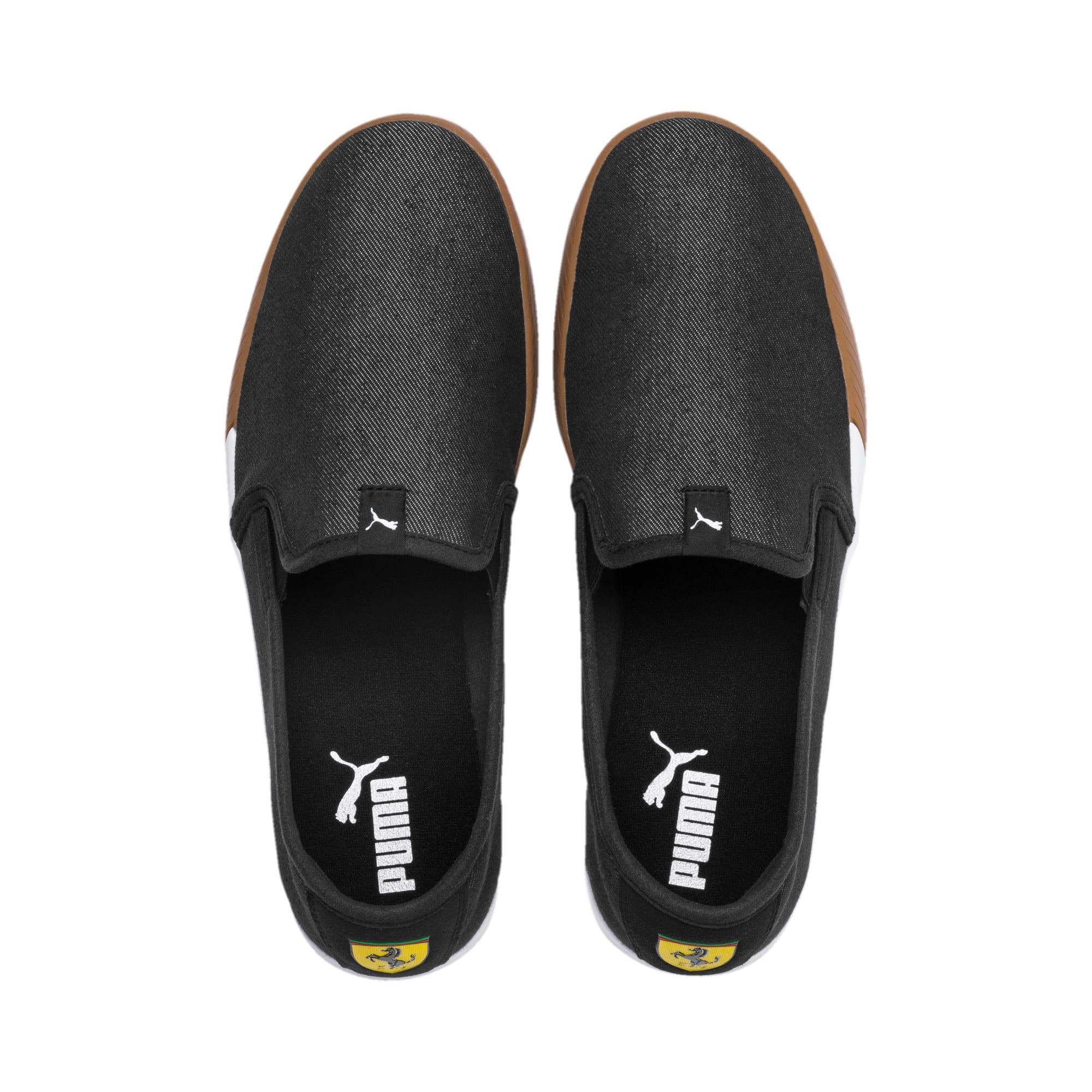 Thumbnail 6 of SF Slip On Track, Puma Black-Puma Black, medium-IND