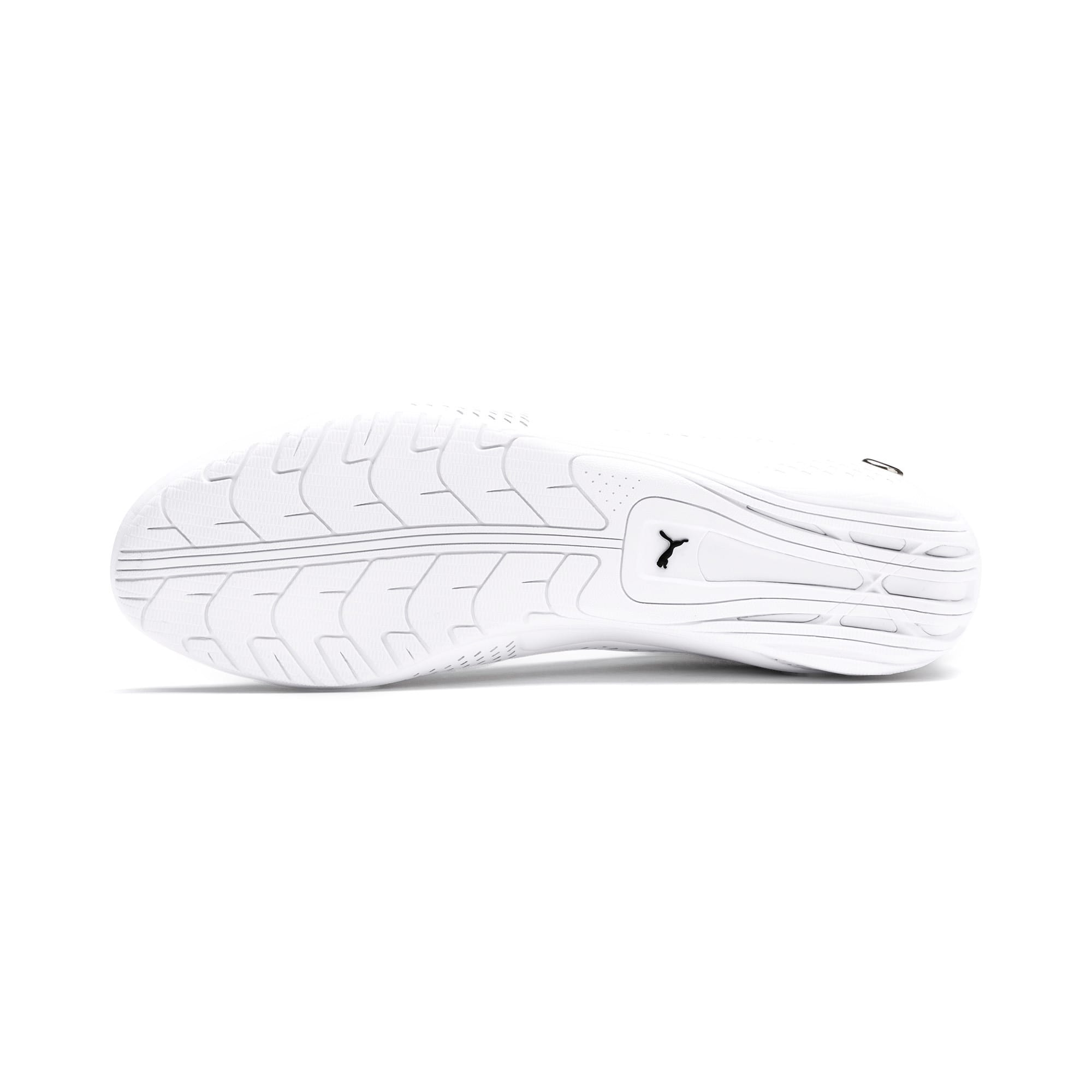 Thumbnail 4 of BMW M Motorsport Drift Cat 5 Ultra II Shoes, Puma White-Puma Black, medium
