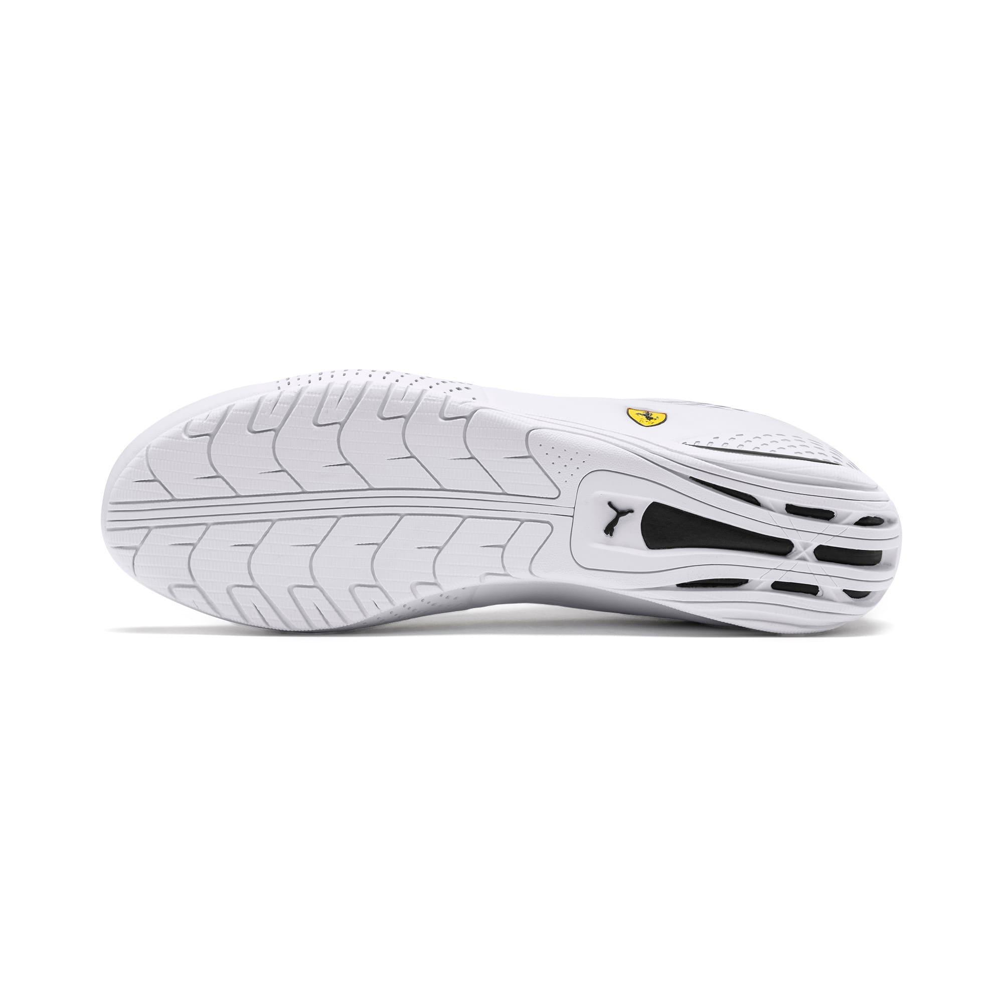 Thumbnail 5 of Scuderia Ferrari Drift Cat 5 Ultra II Shoes, Puma White-Puma Black, medium