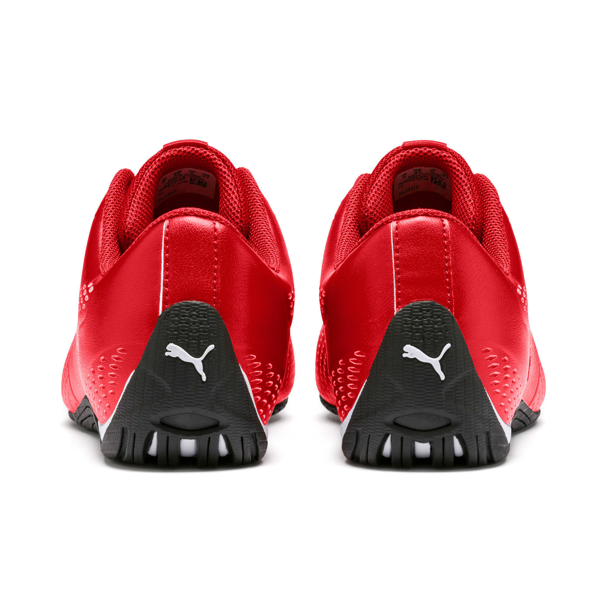 Thumbnail 4 of Ferrari Drift Cat 5 Ultra II Trainers, Rosso Corsa-Puma White, medium