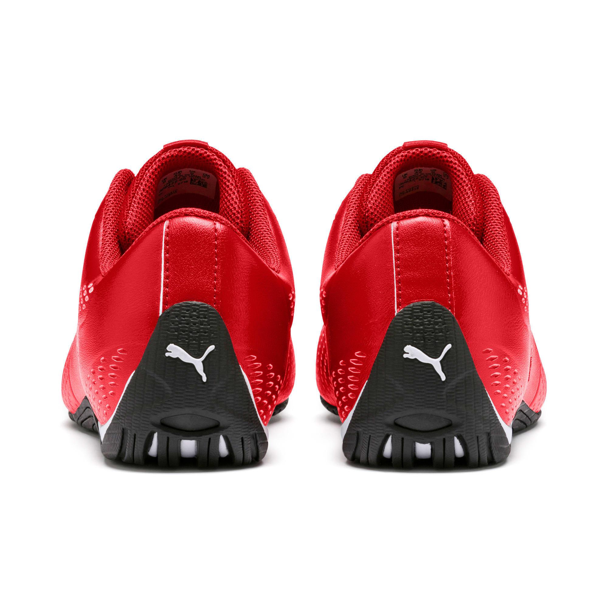 Miniatura 4 de Zapatos Scuderia Ferrari Drift Cat 5 Ultra II, Rosso Corsa-Puma White, mediano