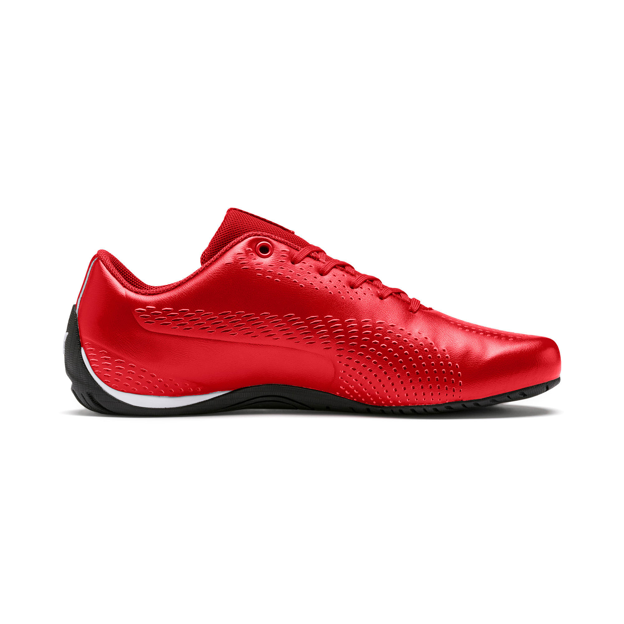Thumbnail 6 of Ferrari Drift Cat 5 Ultra II Trainers, Rosso Corsa-Puma White, medium