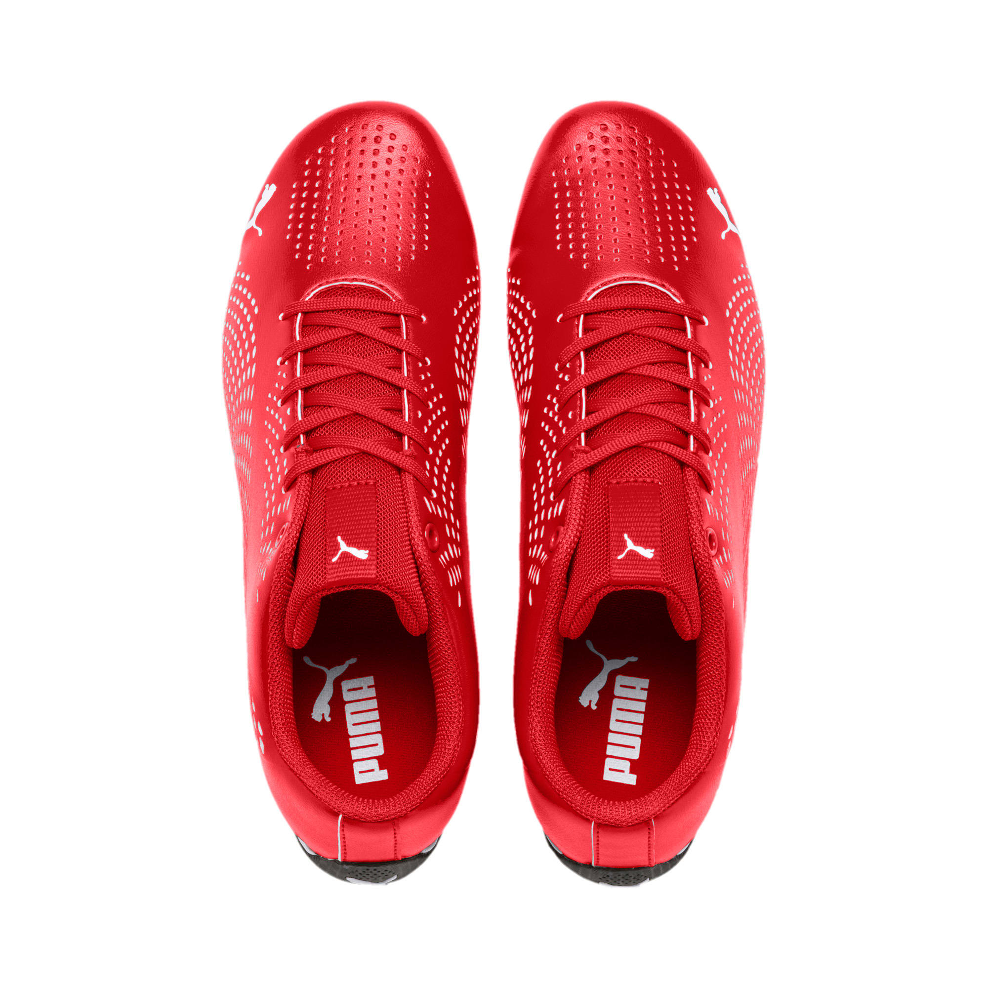 Thumbnail 7 of Ferrari Drift Cat 5 Ultra II Trainers, Rosso Corsa-Puma White, medium