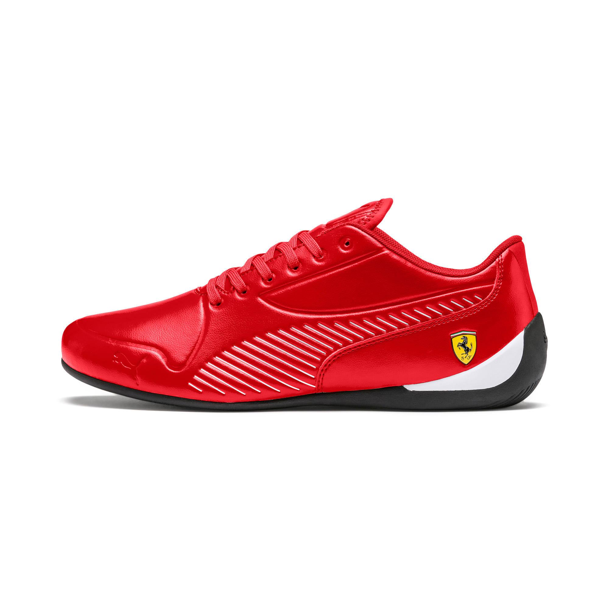 Thumbnail 1 of Ferrari Drift Cat 7S Ultra Men's Trainers, Rosso Corsa-Puma White, medium-IND
