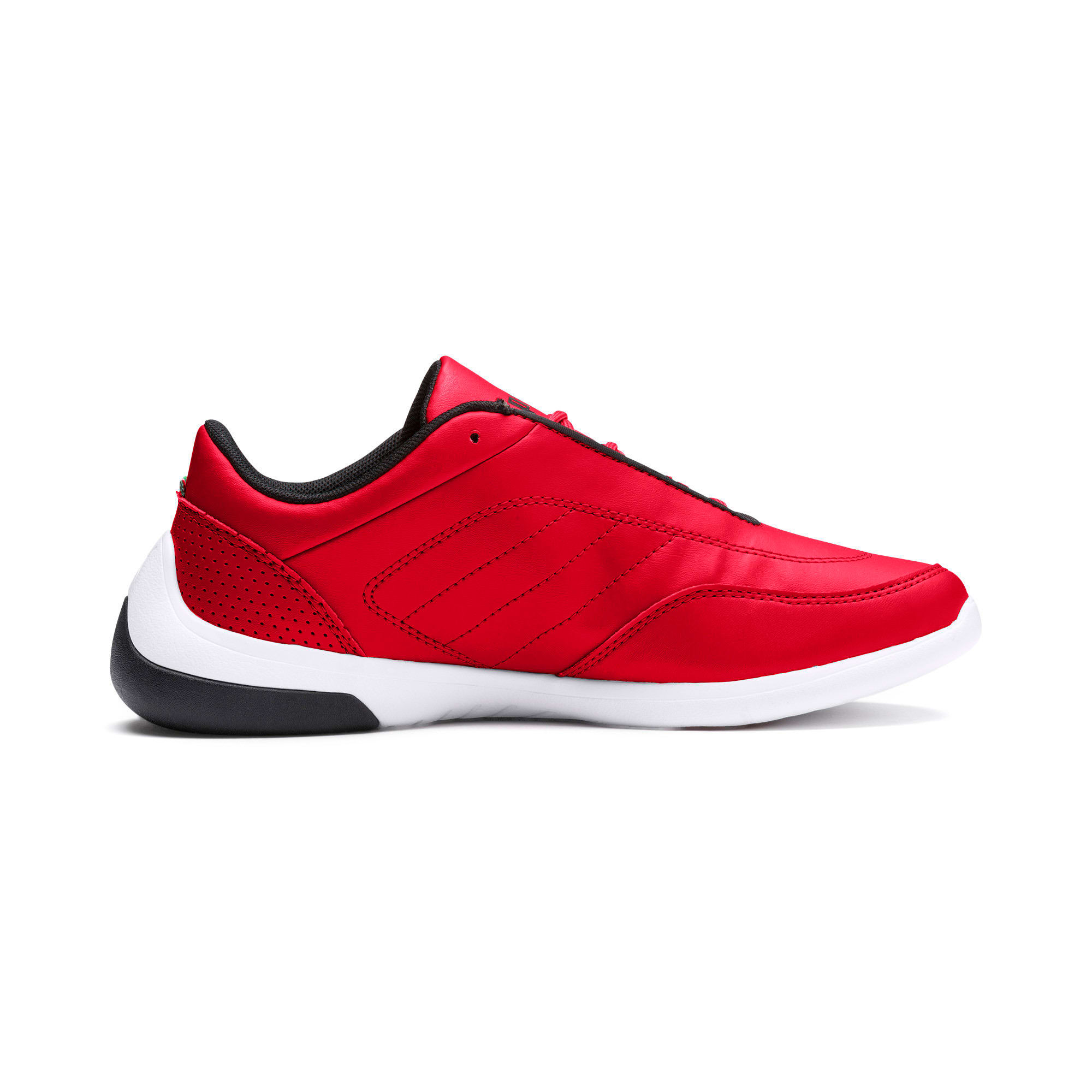 Thumbnail 5 of Ferrari Kart Cat III Youth Trainers, Rosso Corsa-Puma White, medium-SEA