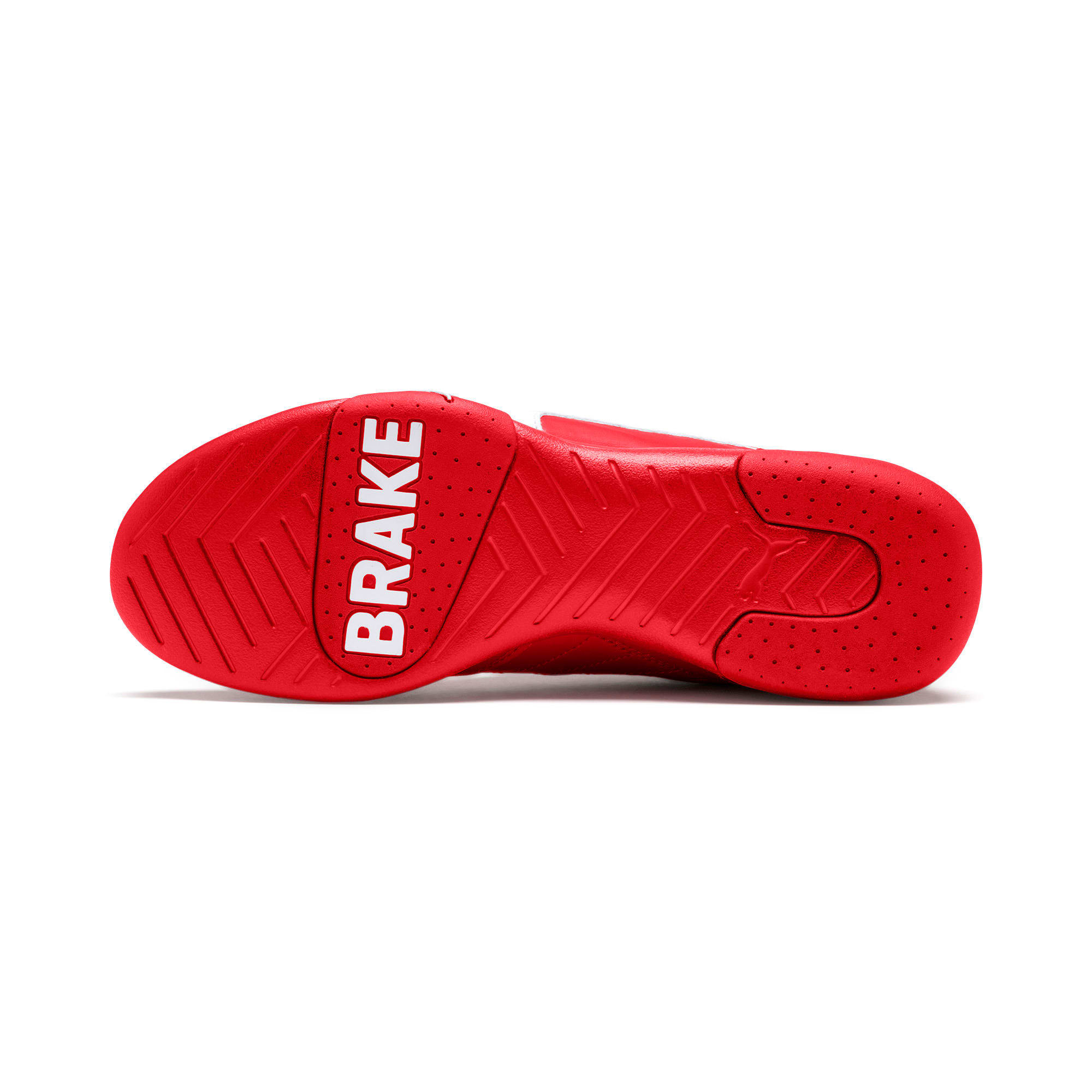 Thumbnail 4 of Ferrari Kart Cat III Youth Trainers, Rosso Corsa-Wht-Rosso Corsa, medium-IND