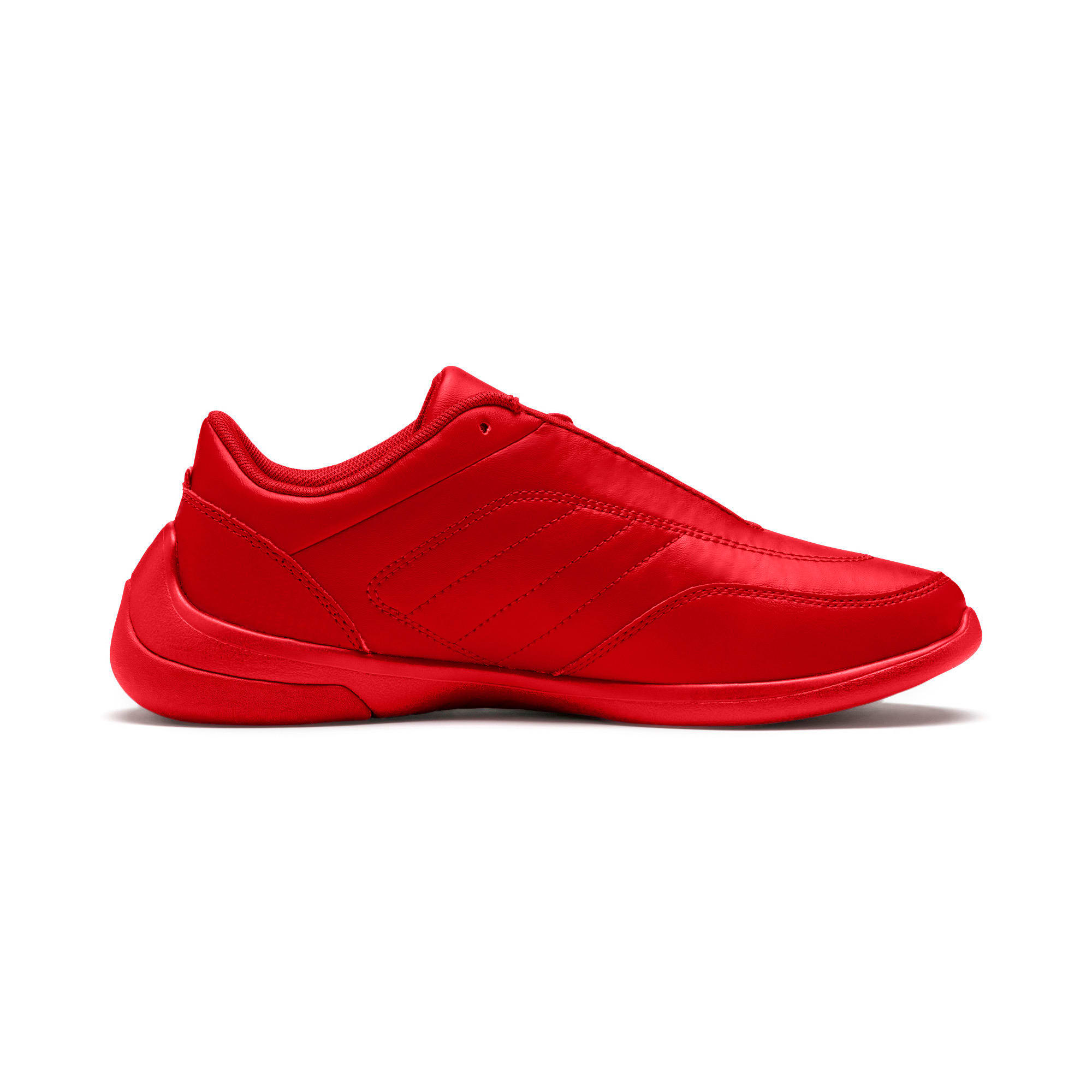 Thumbnail 5 of Ferrari Kart Cat III Youth Trainers, Rosso Corsa-Wht-Rosso Corsa, medium