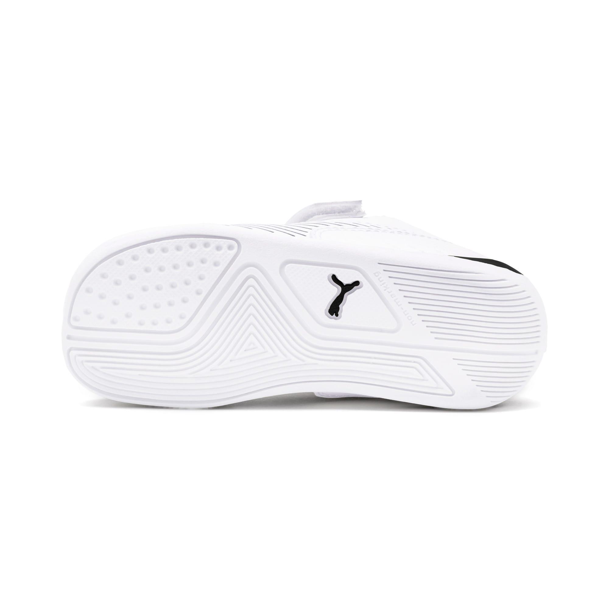 Thumbnail 4 of Ferrari Drift Cat 7S Ultra Kids Sneaker, Puma White-Puma Black, medium
