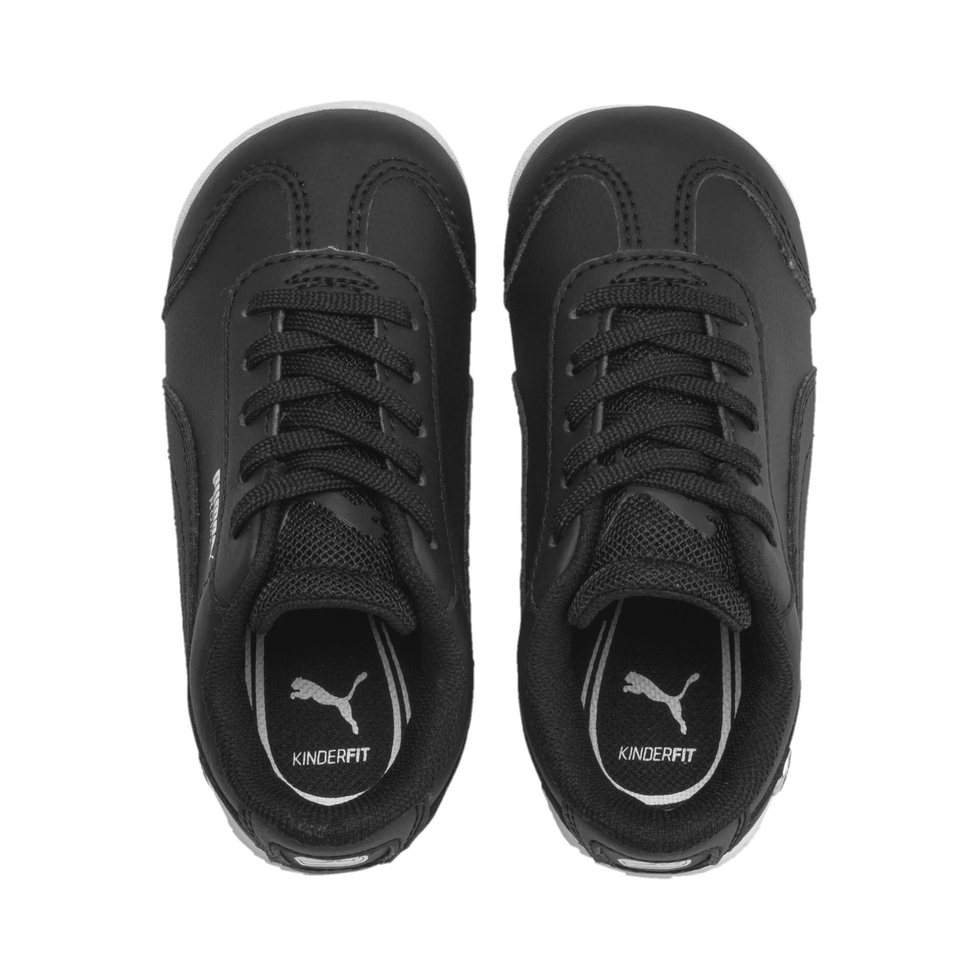 Thumbnail 6 of BMW M Motorsport Roma Toddler Shoes, Puma Black-Puma Black, medium