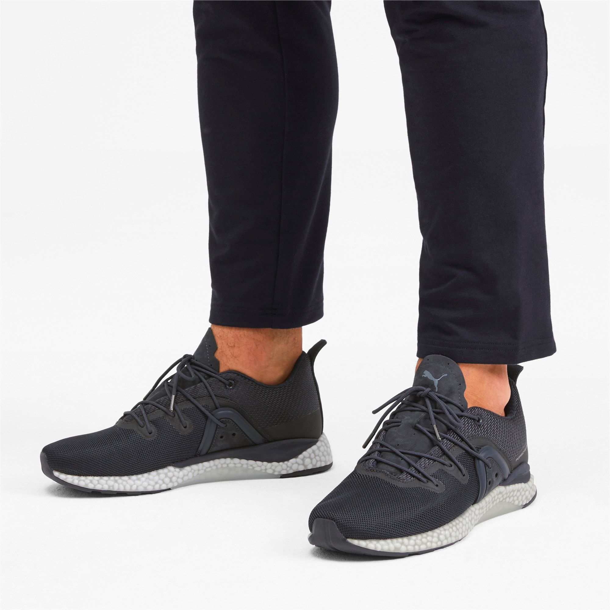 Thumbnail 2 of Porsche Design Hybrid Runner Men's Trainers, Navy Blazer-Navy Blazer, medium