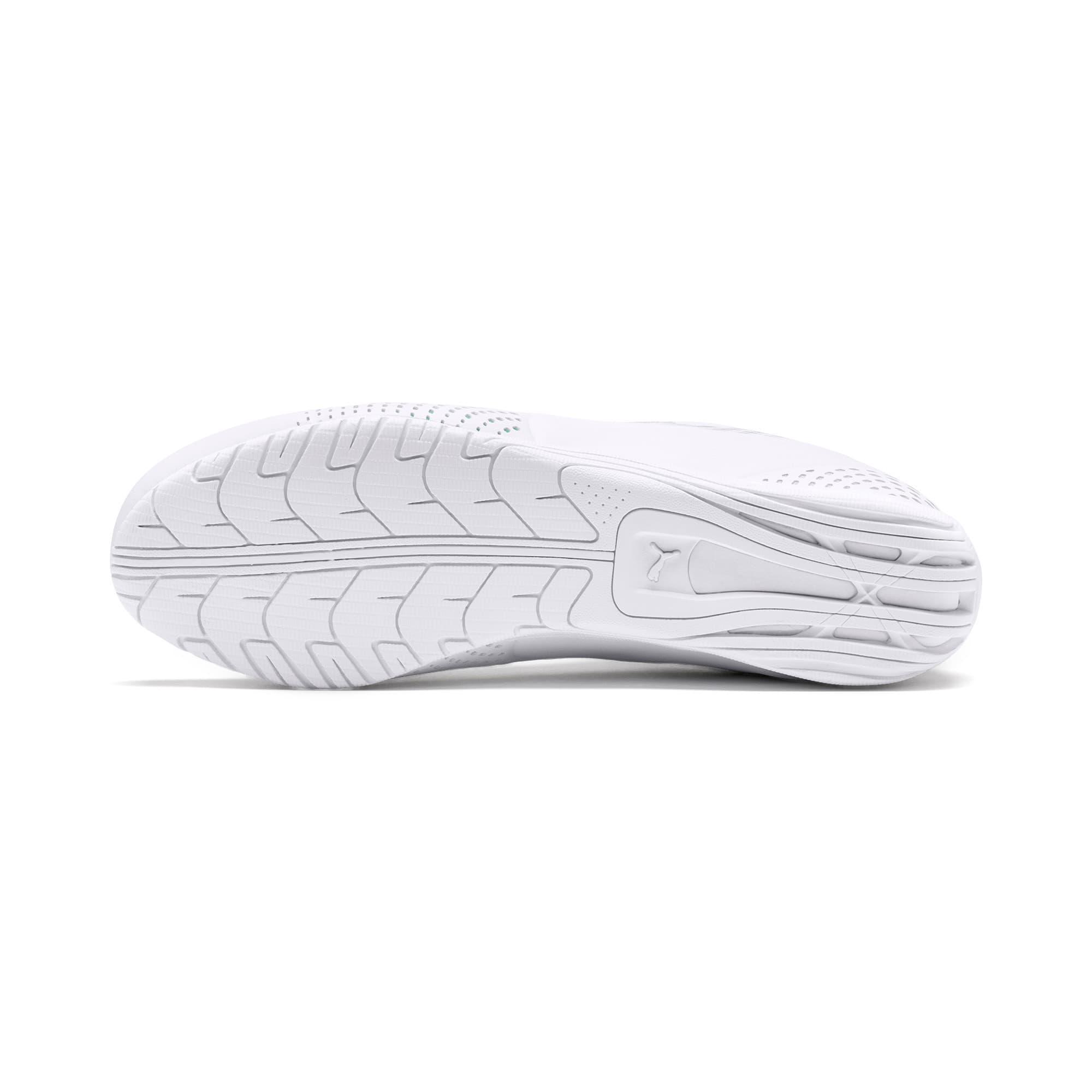 Miniatura 5 de Zapatos Mercedes AMG Petronas Drift Cat 5 Ultra II, Puma White-Spectra Green, mediano