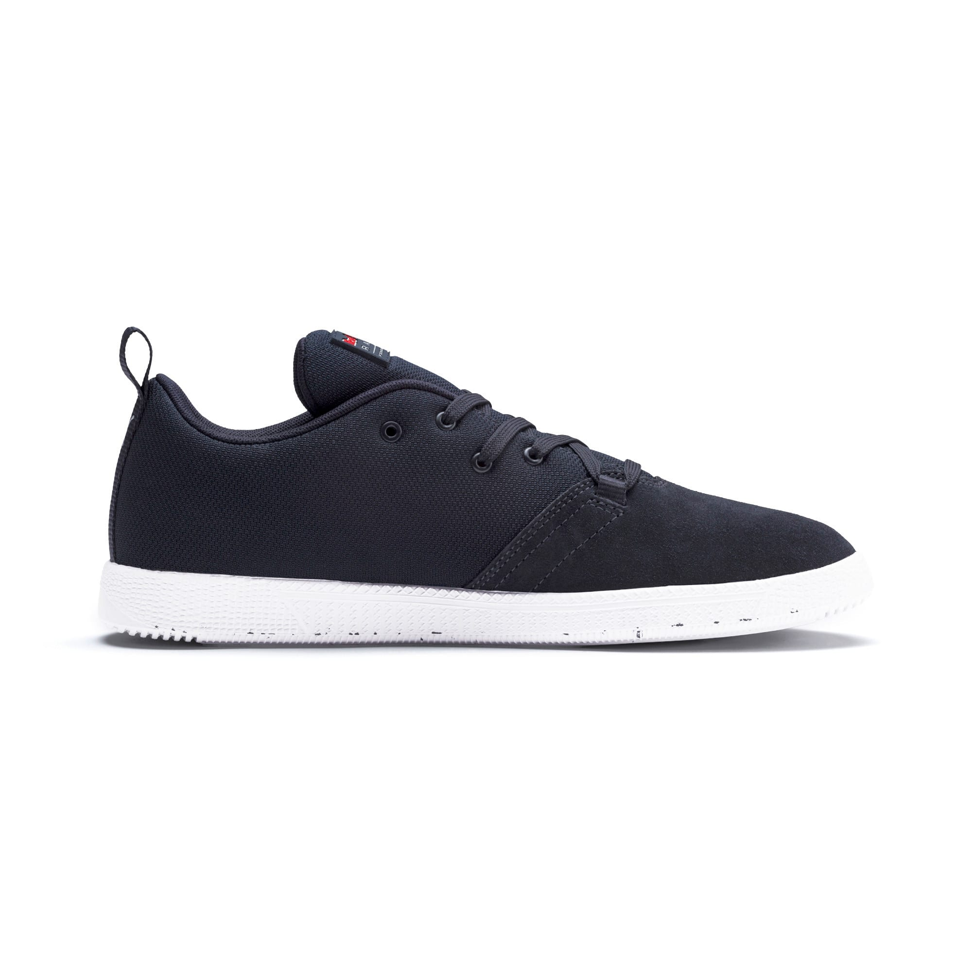 Thumbnail 5 of Red Bull Racing Cups Lo Trainers, NIGHT SKY-White-Chinese Red, medium-IND