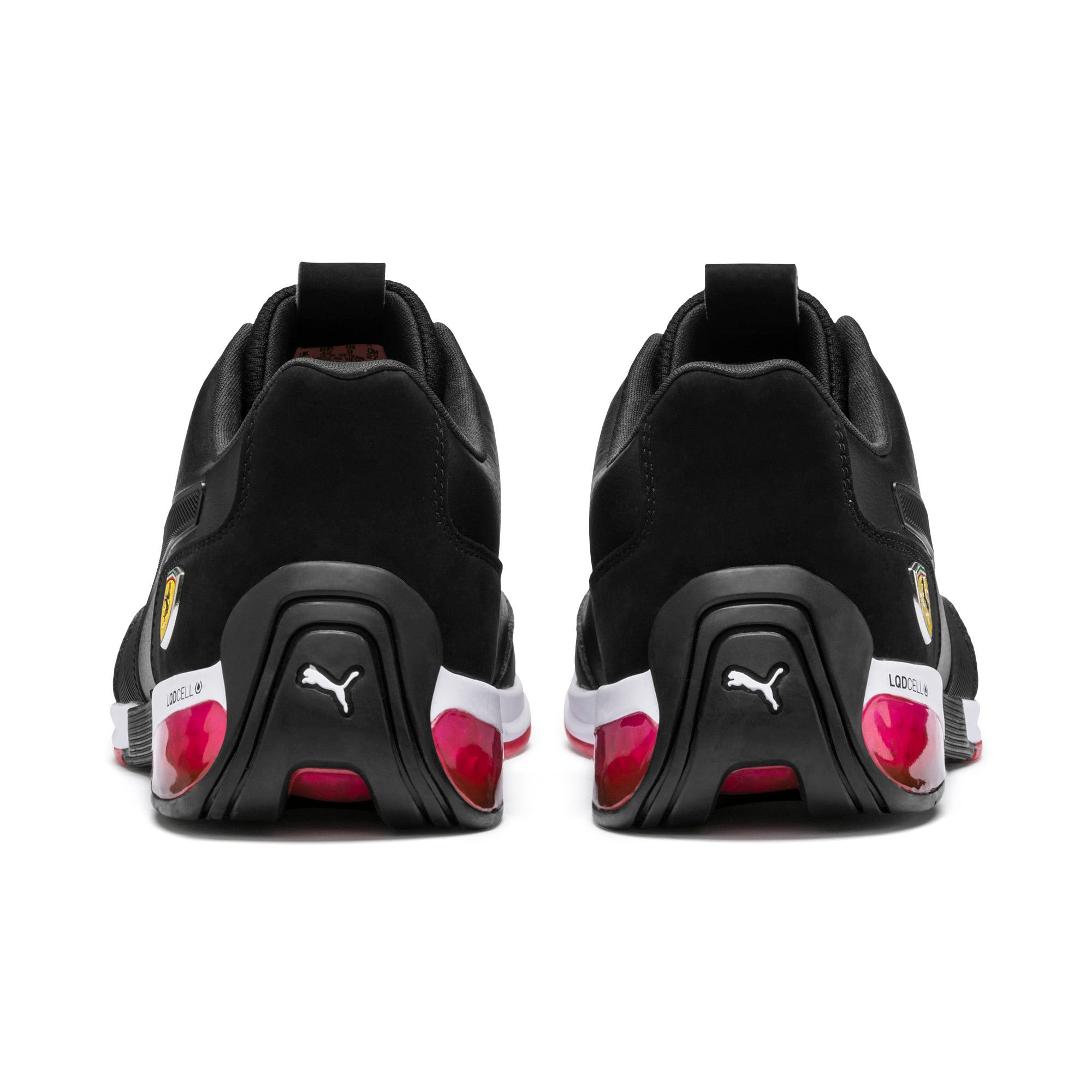 Thumbnail 4 of Scuderia Ferrari Kart Cat X Training Shoes, Puma Black-Puma Black, medium