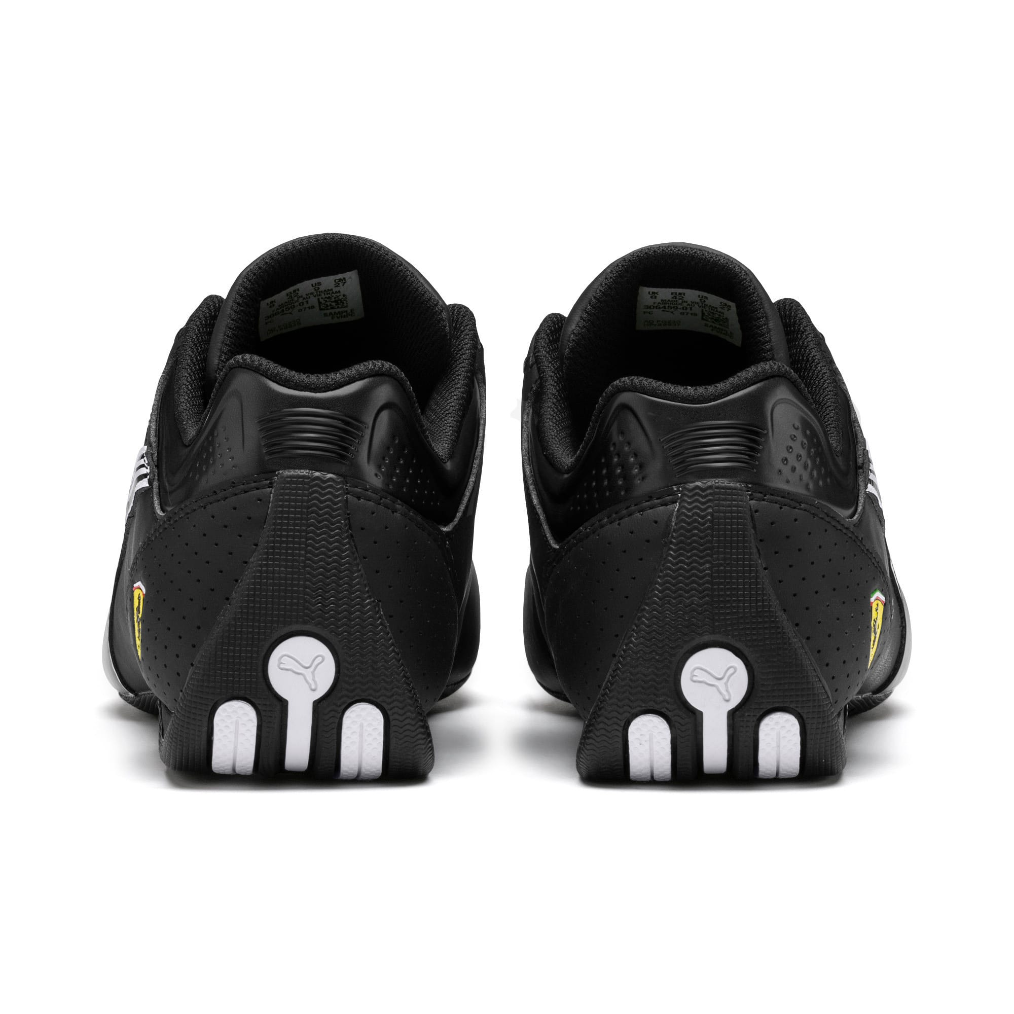 Thumbnail 4 of Ferrari Future Kart Cat Trainers, Black-Puma White-Rosso Corsa, medium