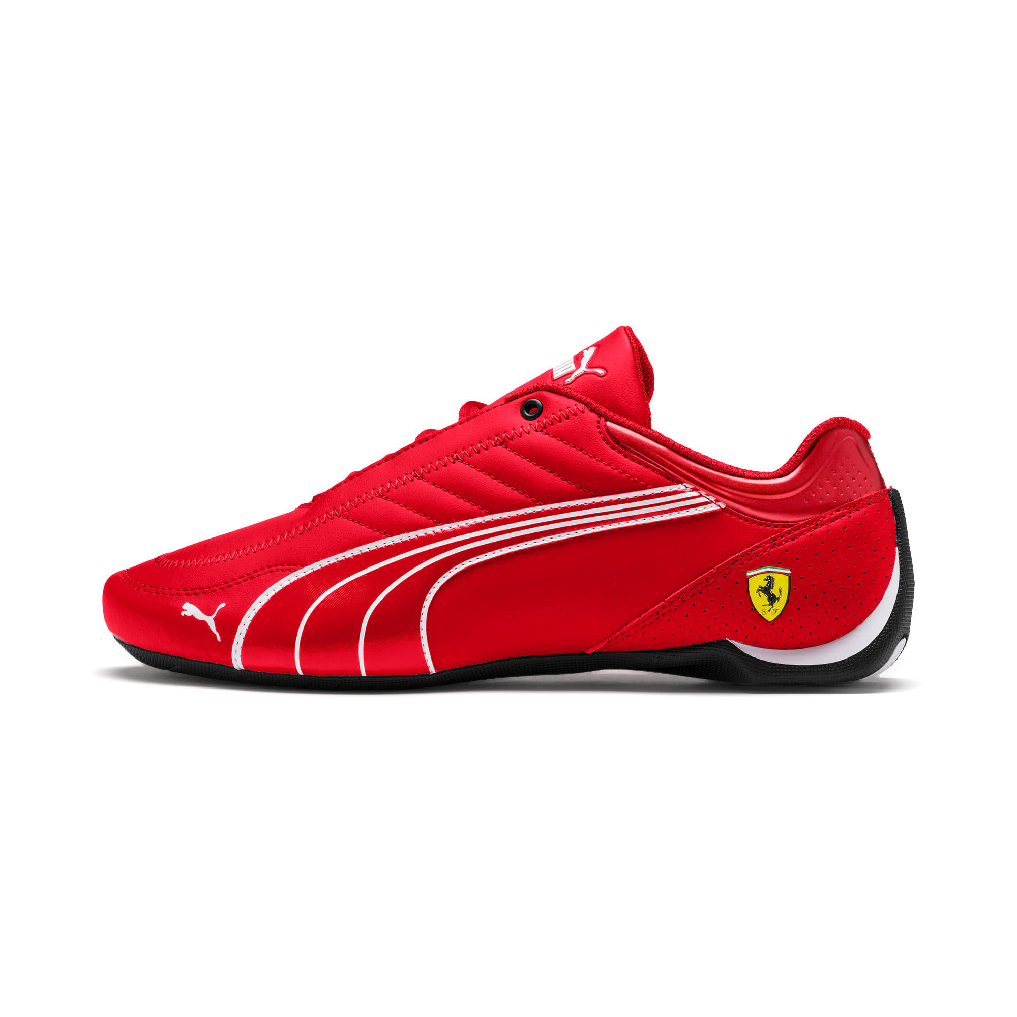 Thumbnail 1 of Ferrari Future Kart Cat Trainers, Rosso Corsa-Puma Black, medium-IND