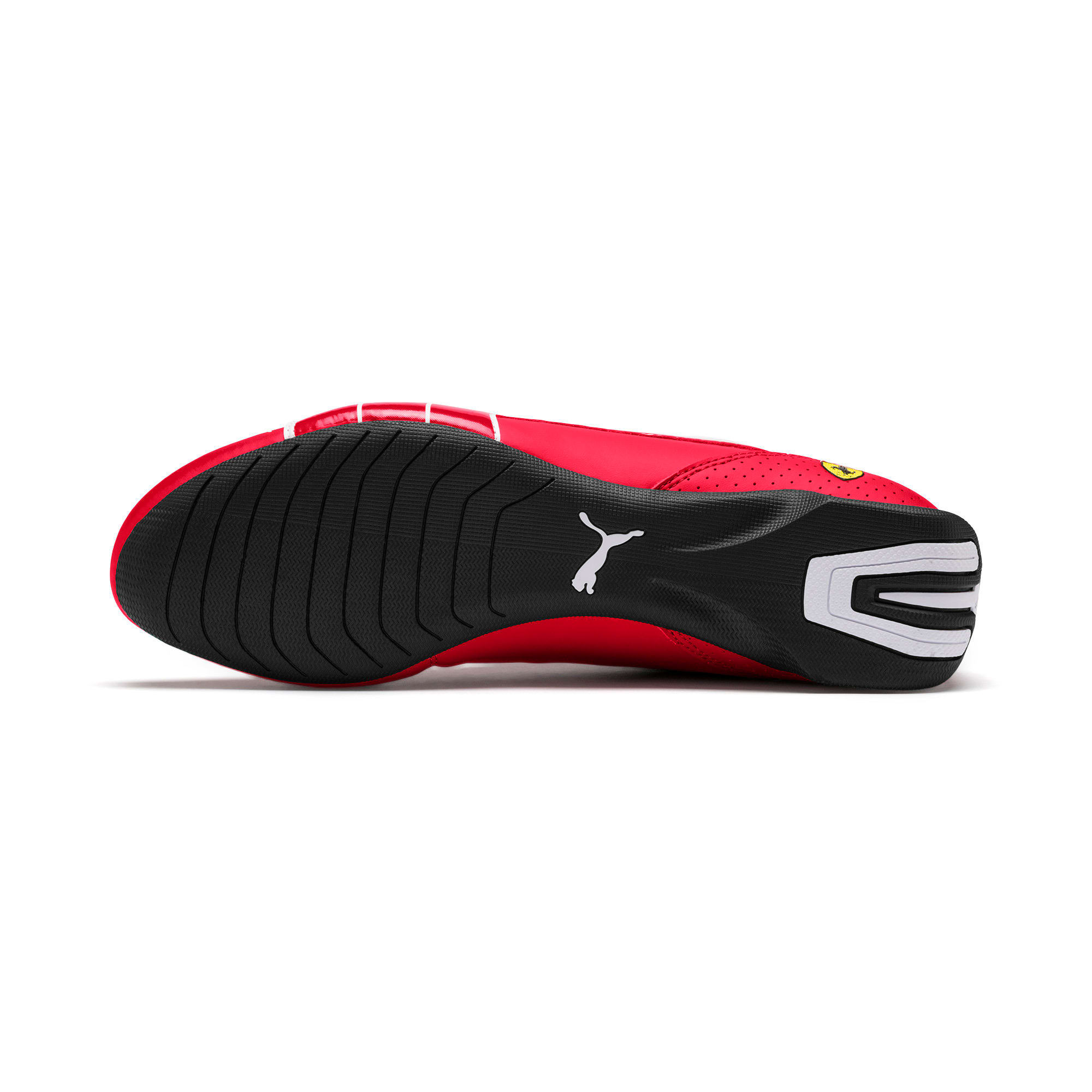 Thumbnail 5 of Ferrari Future Kart Cat Trainers, Rosso Corsa-Puma Black, medium