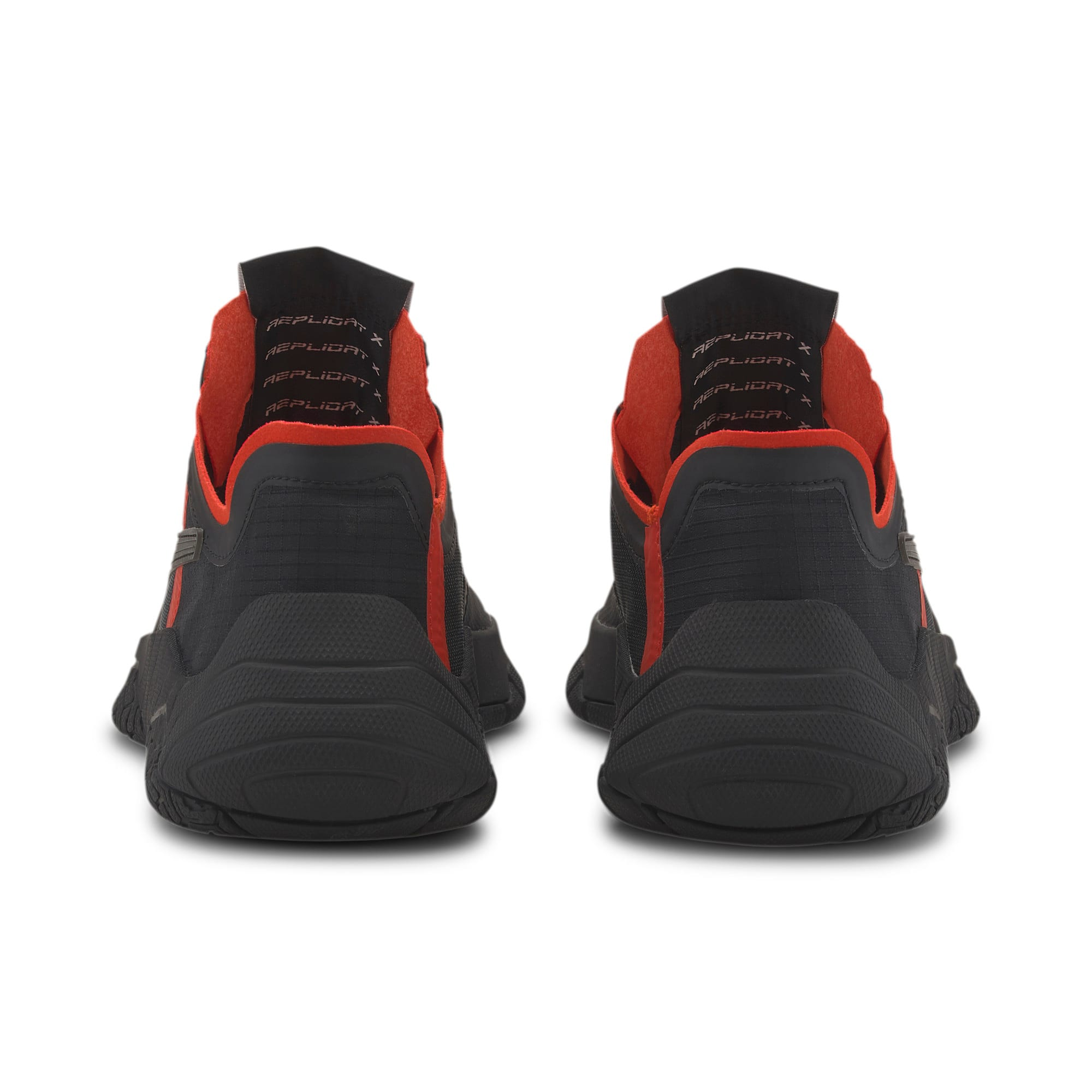 Thumbnail 3 of Replicat-X Circuit Trainers, Puma Black-Puma Red, medium