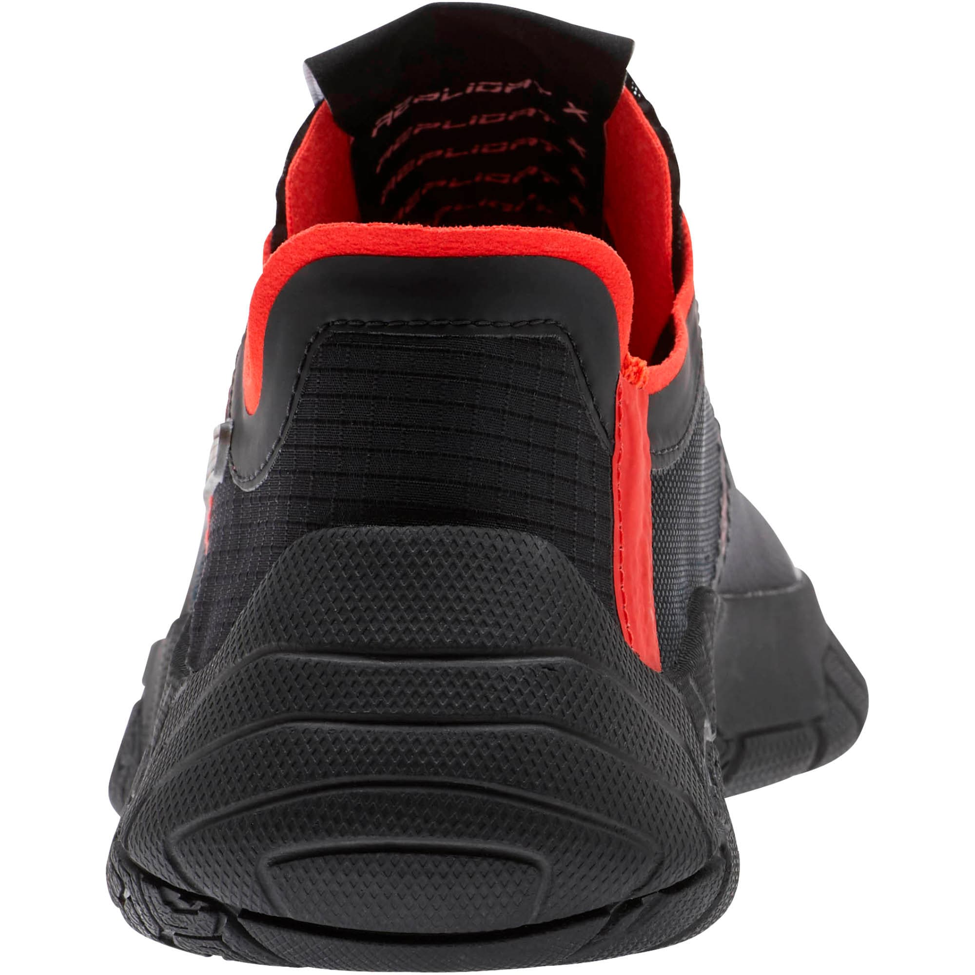 Thumbnail 3 of Replicat-X Circuit Motorsport Shoes, Puma Black-Puma Red, medium