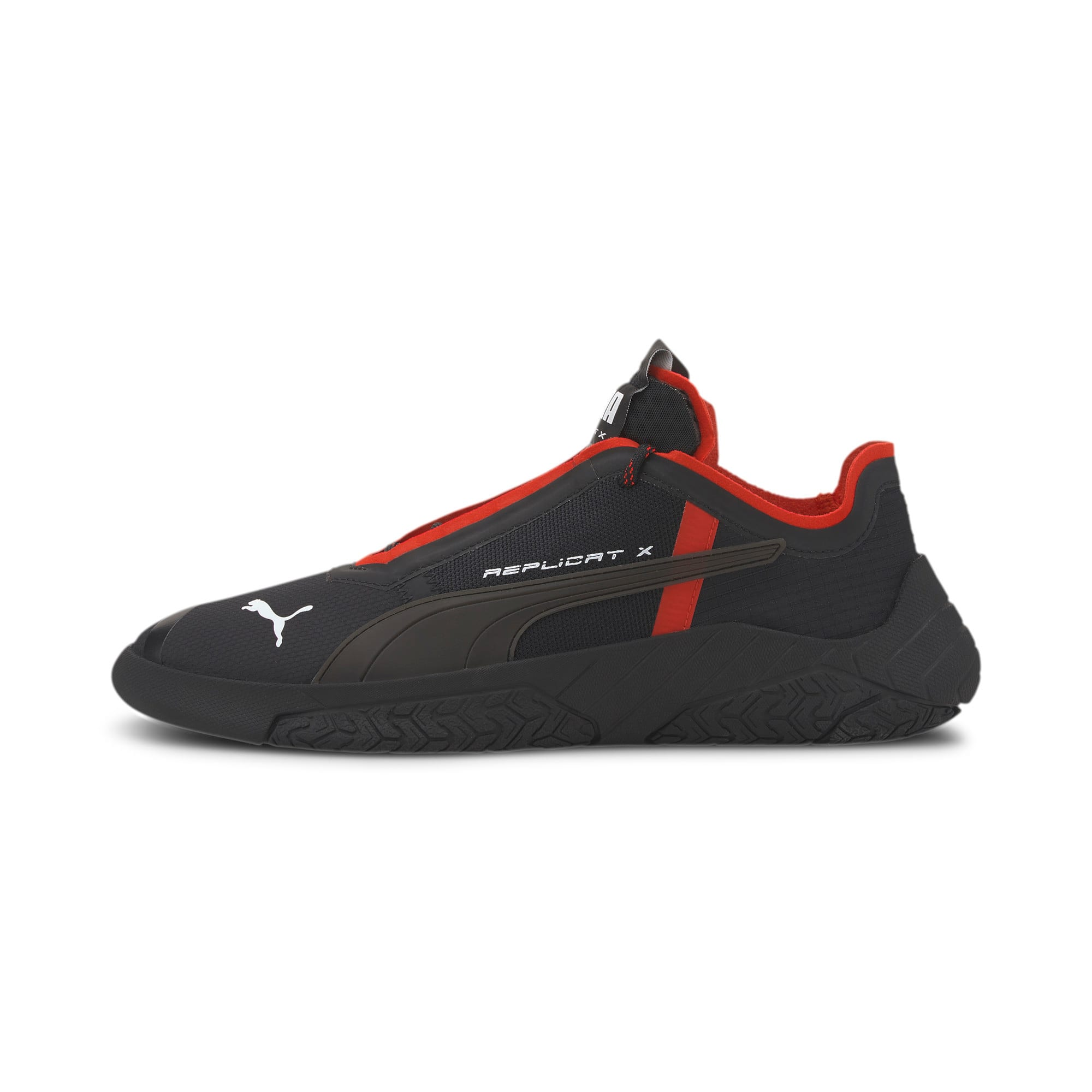 Thumbnail 1 of Replicat-X Circuit Trainers, Puma Black-Puma Red, medium