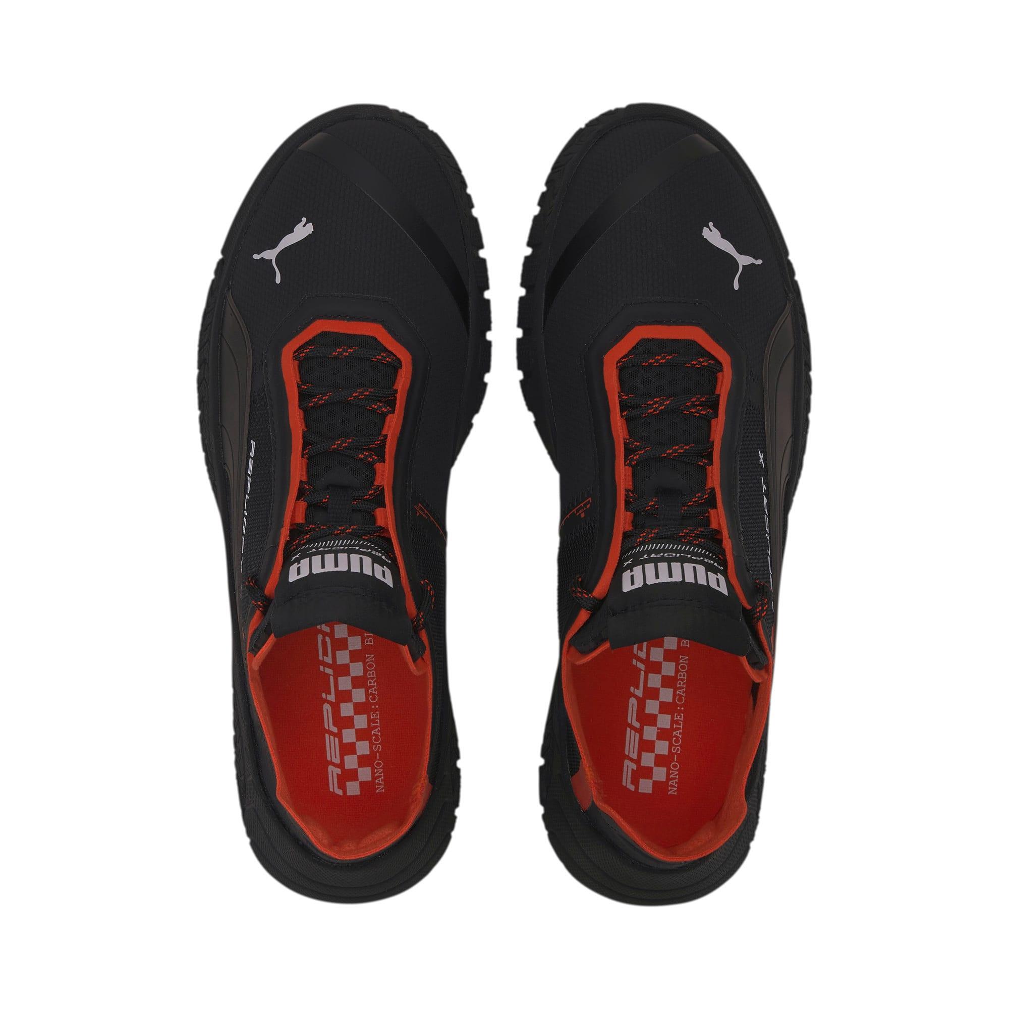 Thumbnail 6 of Replicat-X Circuit Motorsport Shoes, Puma Black-Puma Red, medium